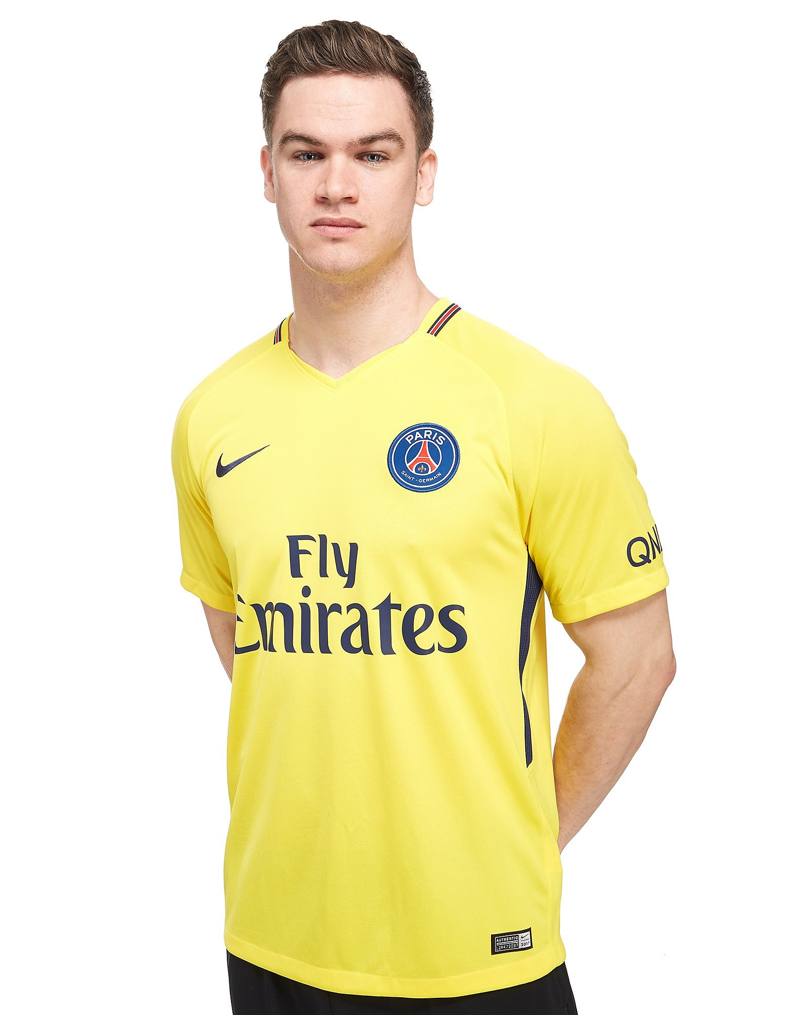 Nike Paris Saint Germain 2017/18 Away Shirt