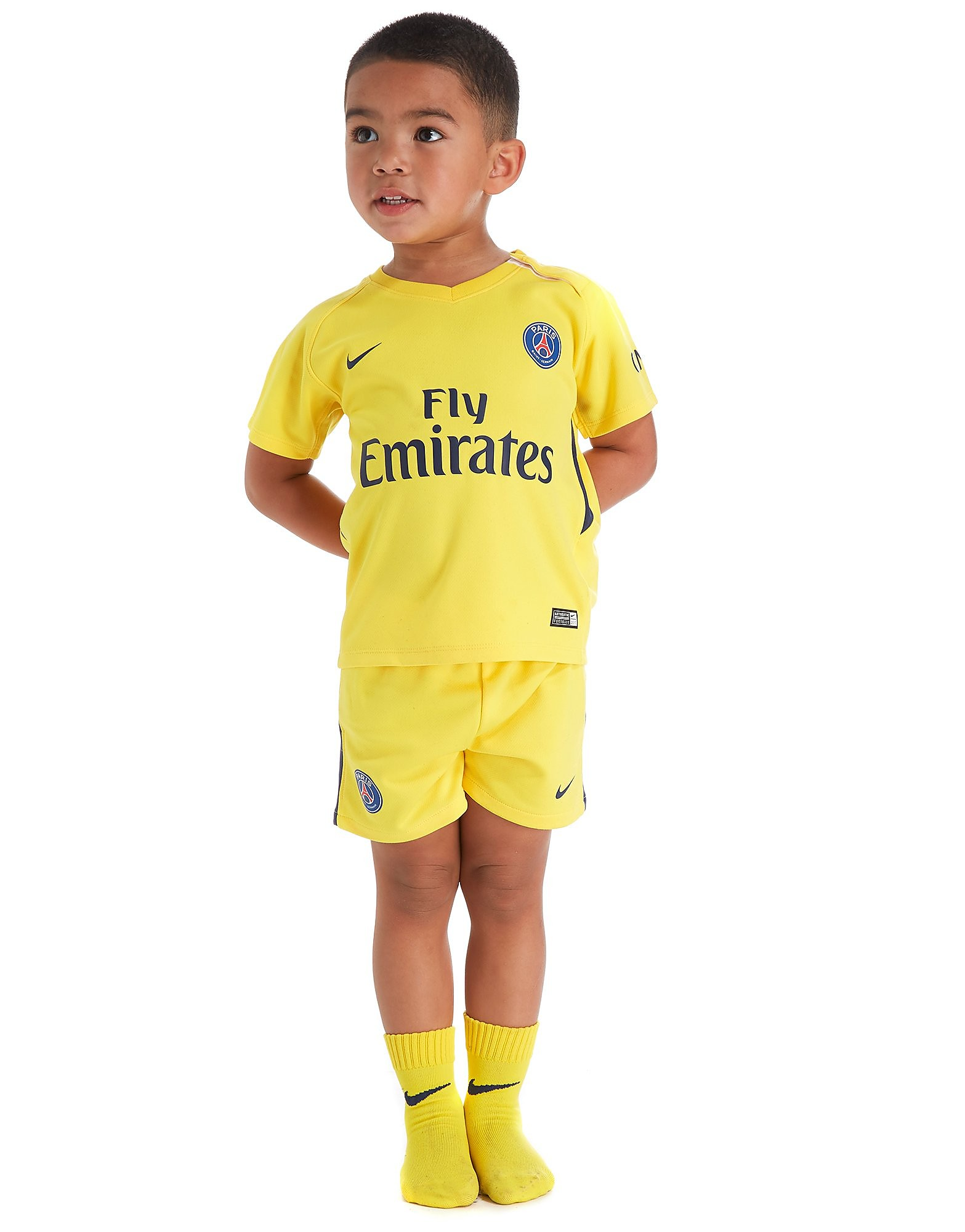 Nike Paris Saint Germain 2017 Away Kit Infant