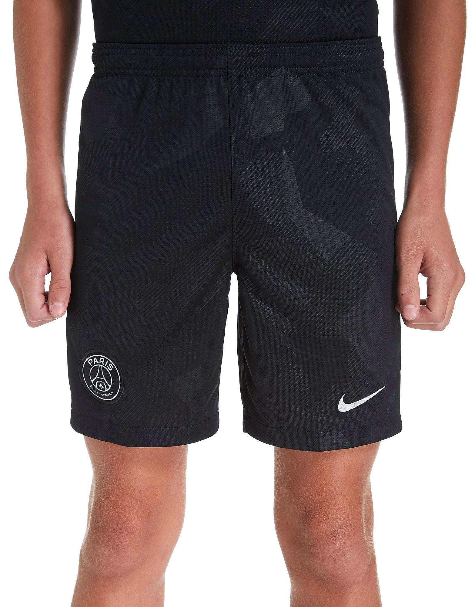Nike Paris Saint Germain 2017/18 Third Shorts Junior