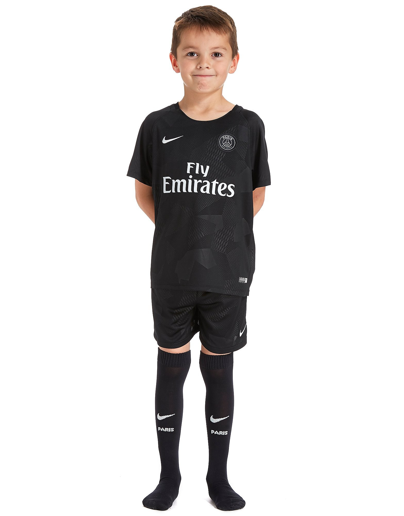 Nike Ensemble Paris Saint Germain 2017/18 Third Kit Enfant