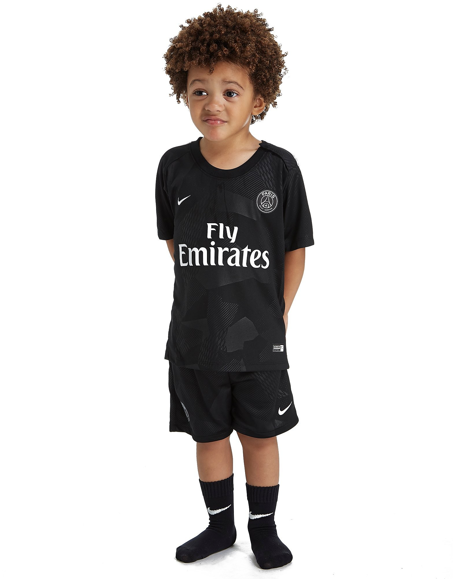 Nike Paris Saint Germain 2017/18 Drittes Kit Kleinkinder
