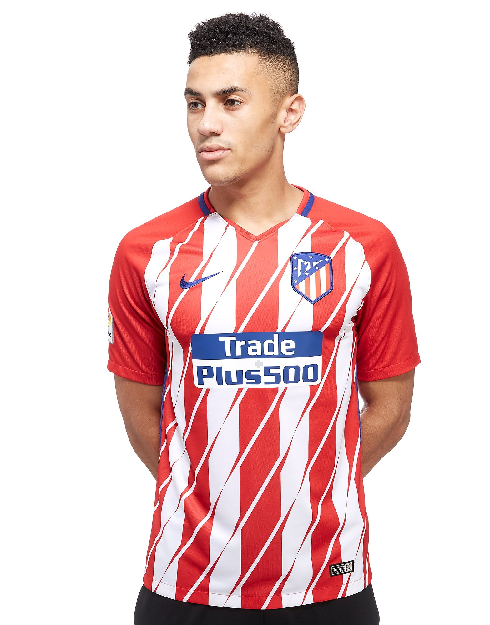 Nike Atletico Madrid 2017/18 Home Shirt