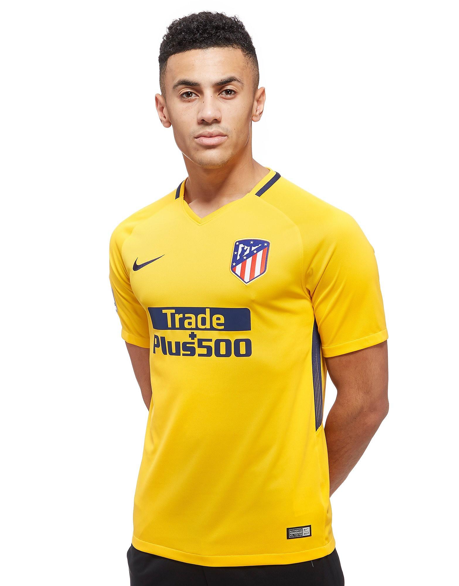 Nike camiseta Atlético de Madrid 2017/18 2.ª equipación
