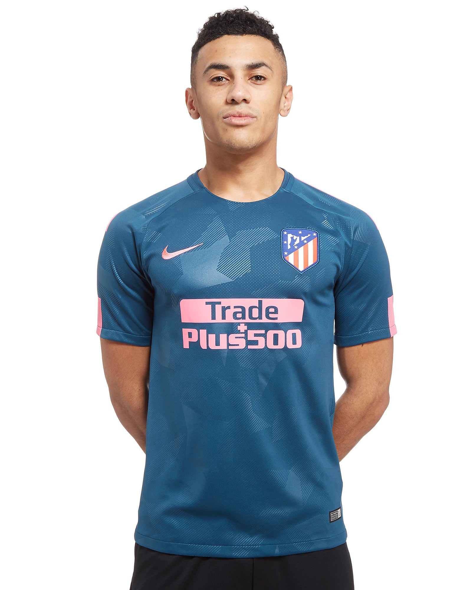 Nike Atletico Madrid 2017/18 Third Shirt