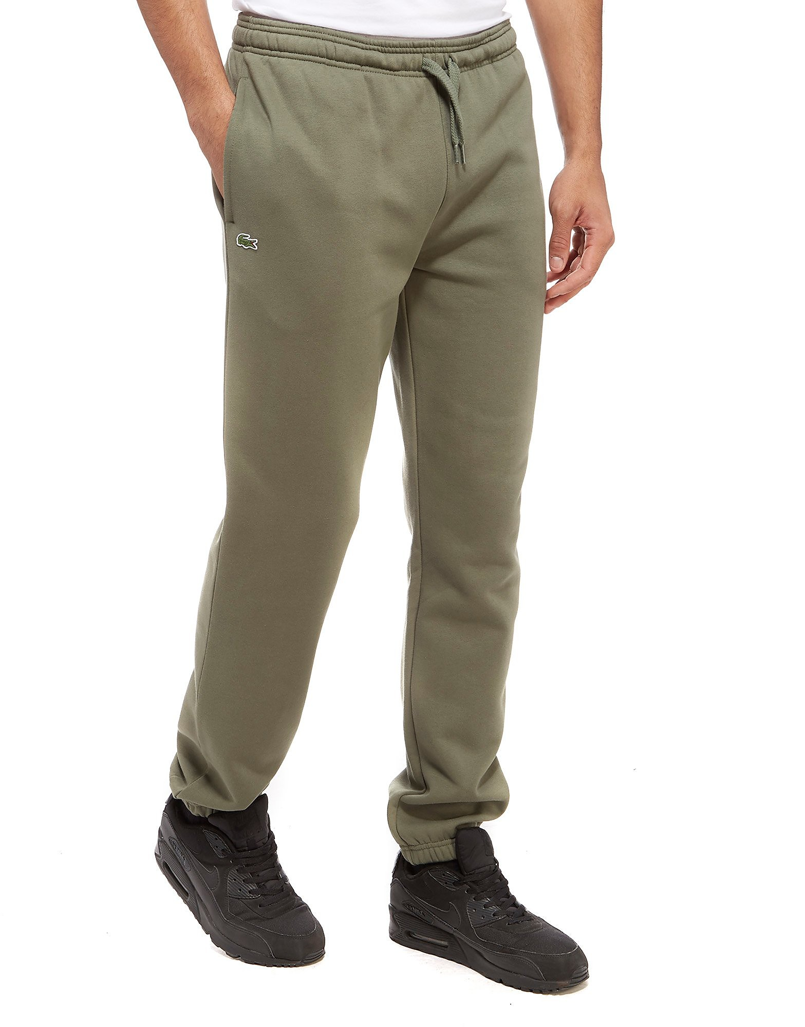 Lacoste Fleece Pants - Army Green, Army Green
