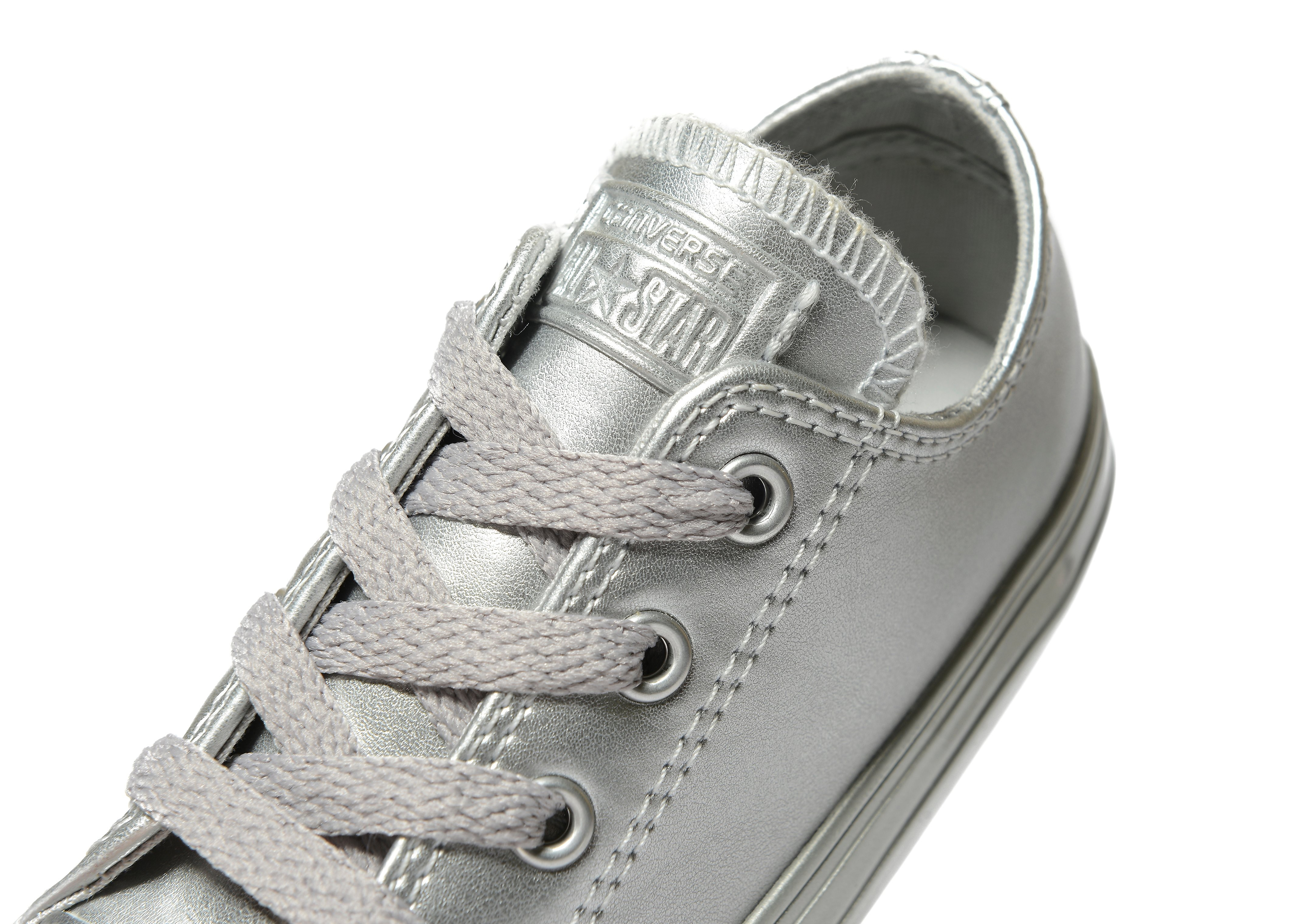 Converse All Star Ox Metallic Infant