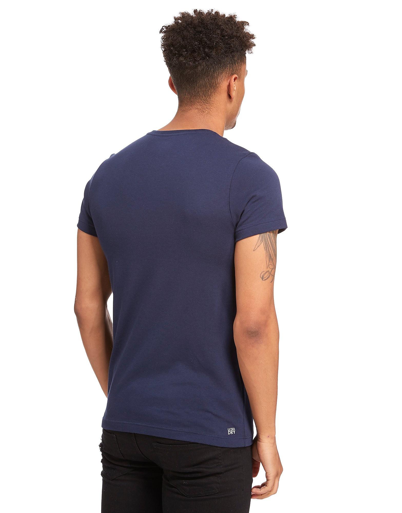 Lacoste Big Croc Print T-Shirt Heren