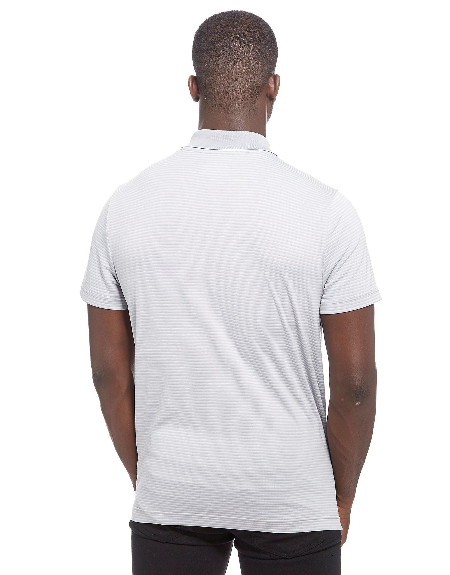 Lacoste Marl Stripe Polo Shirt