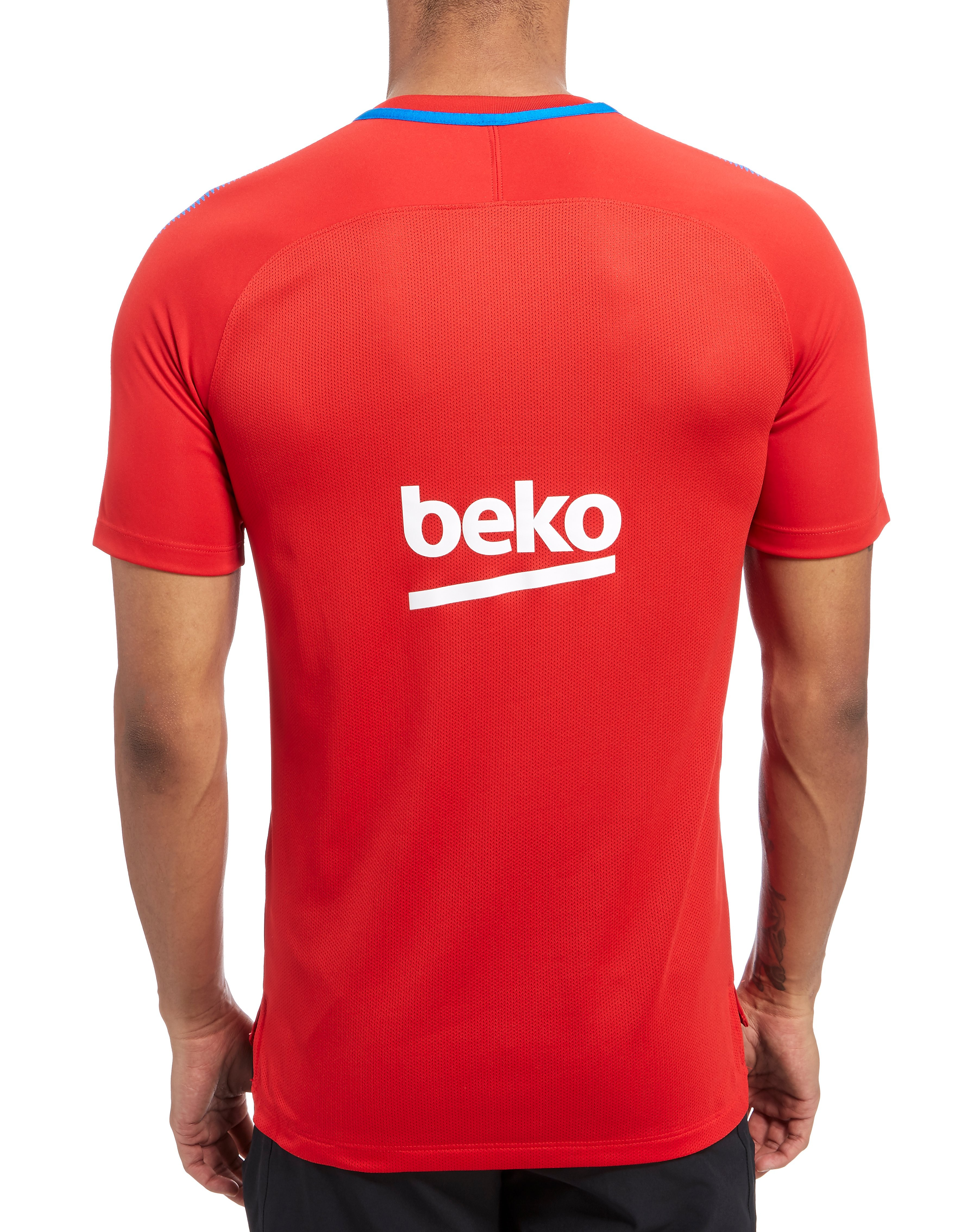 Nike FC Barcelona Squad Training Jersey