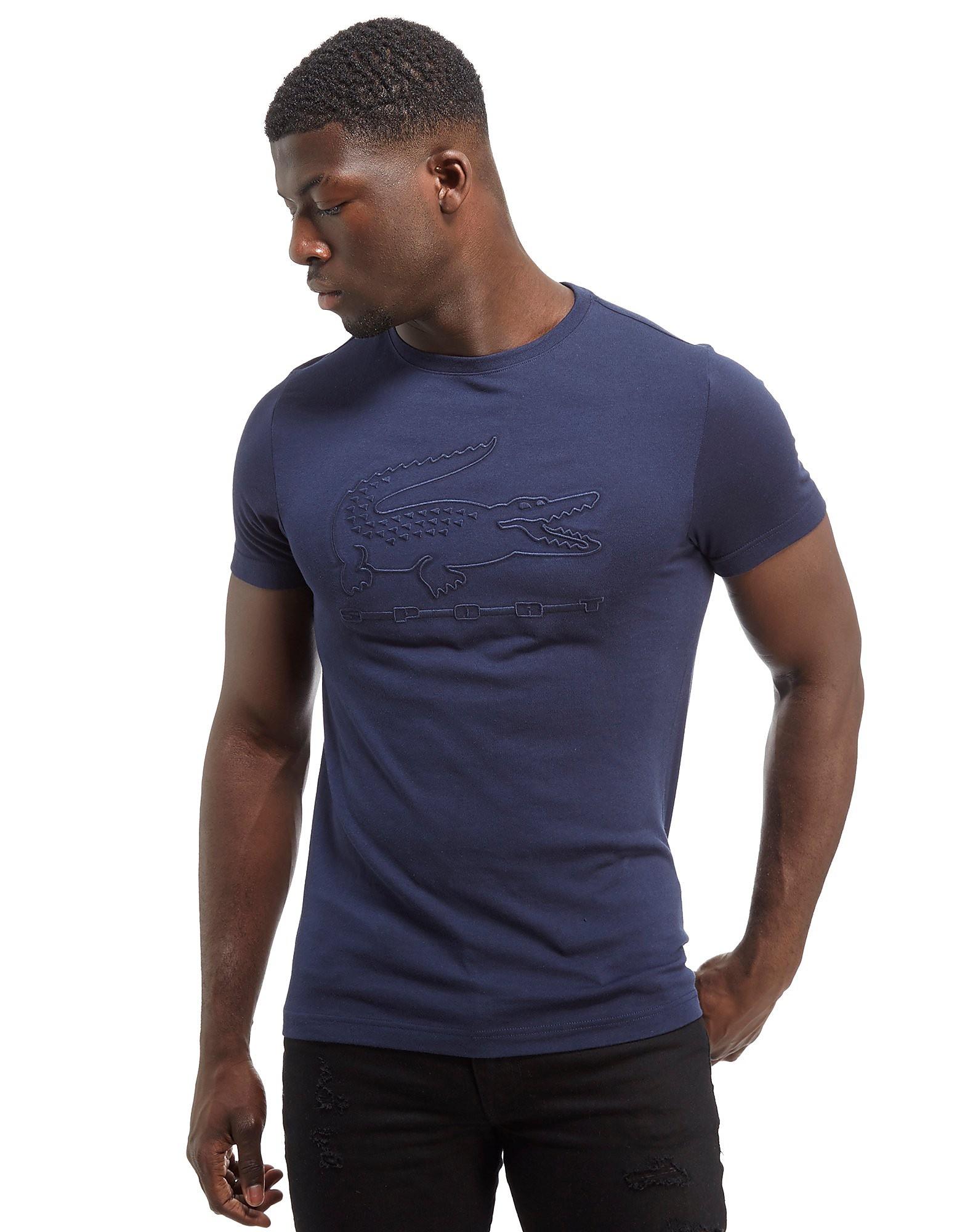 Lacoste Sport Tennis Embroidery Tech T-Shirt