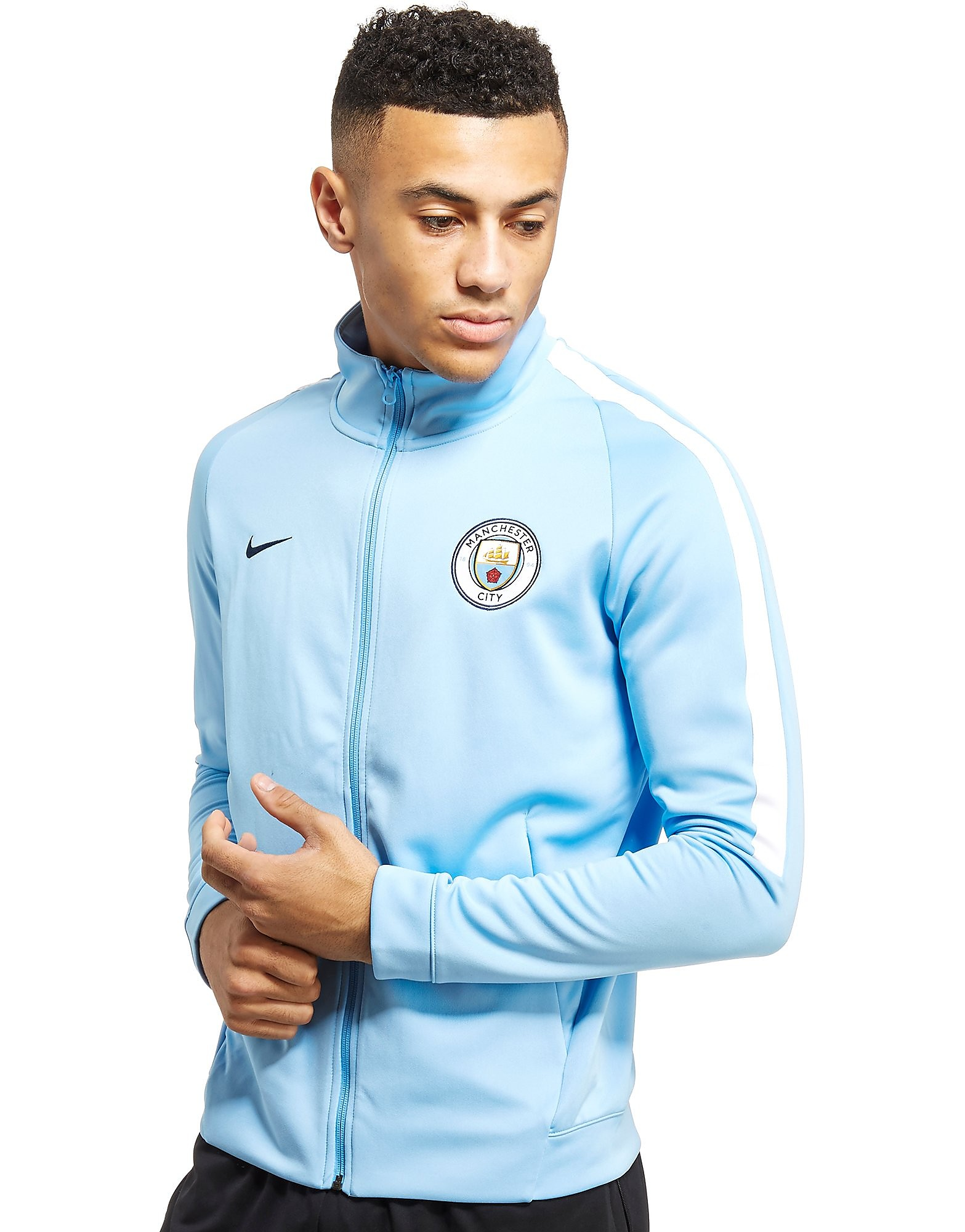 Nike Manchester City 2017/18 N98 Track Top