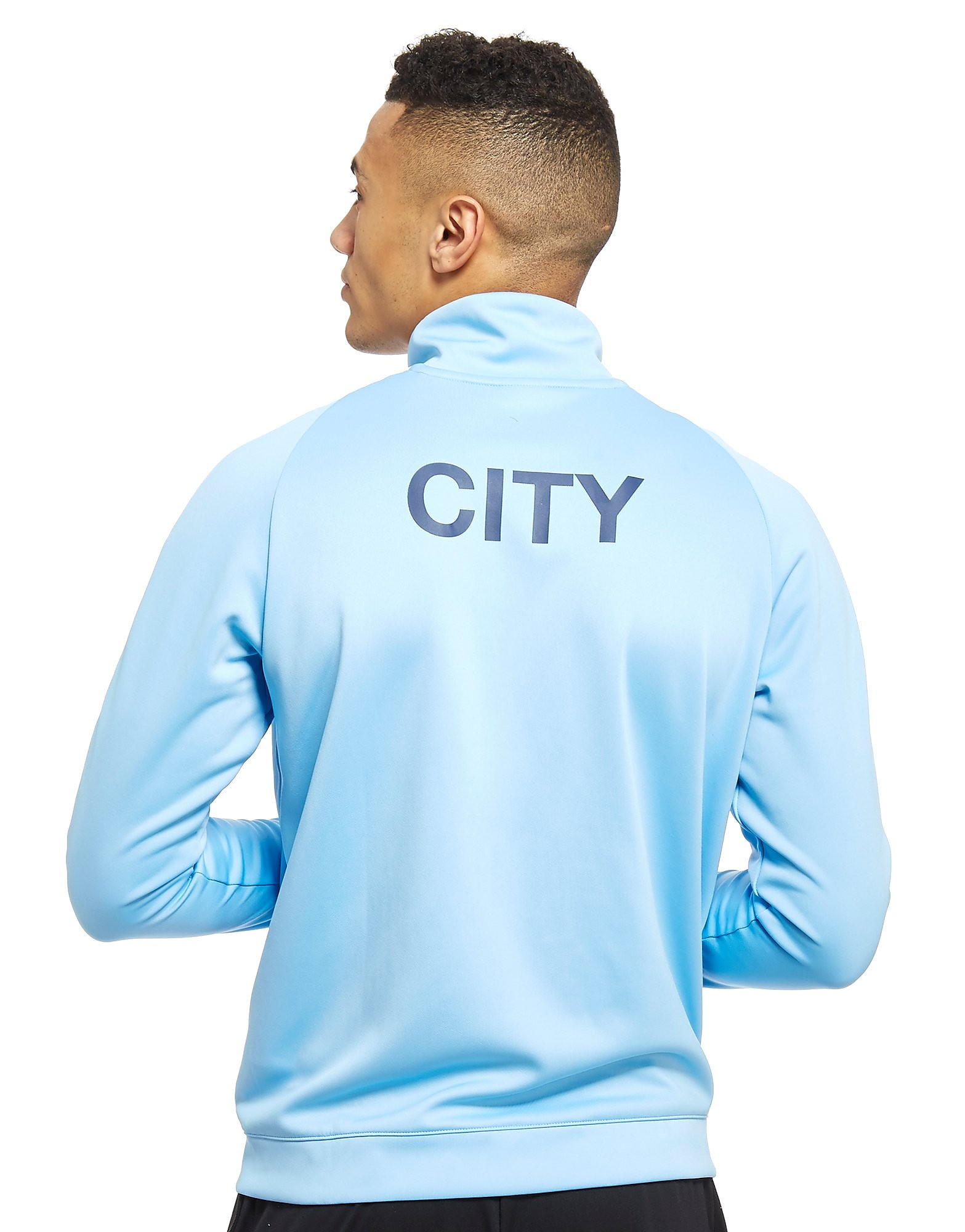 Nike Manchester City 2017/18 N98 Track Top Heren
