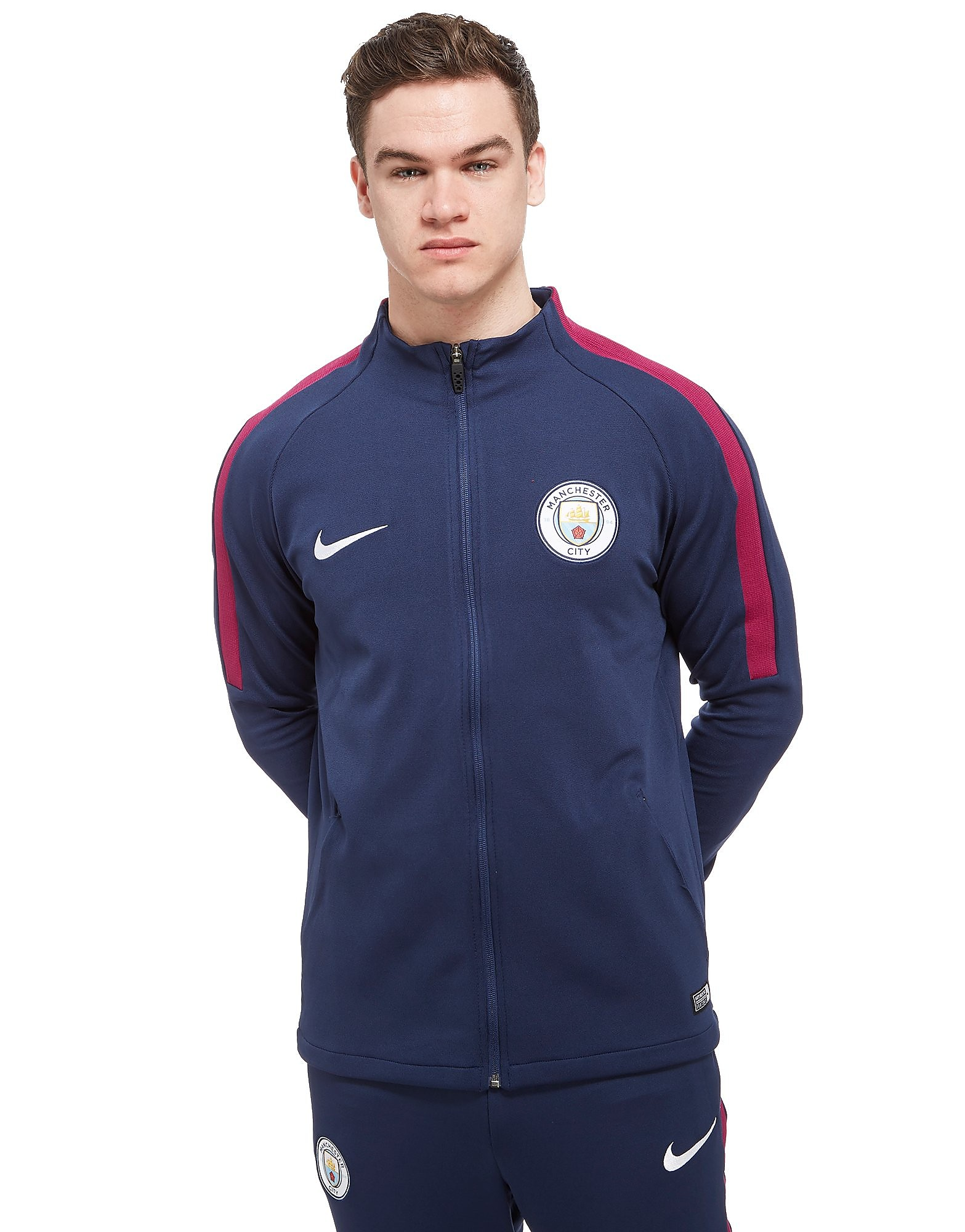 Nike Manchester City FC Aeroswift Track Top