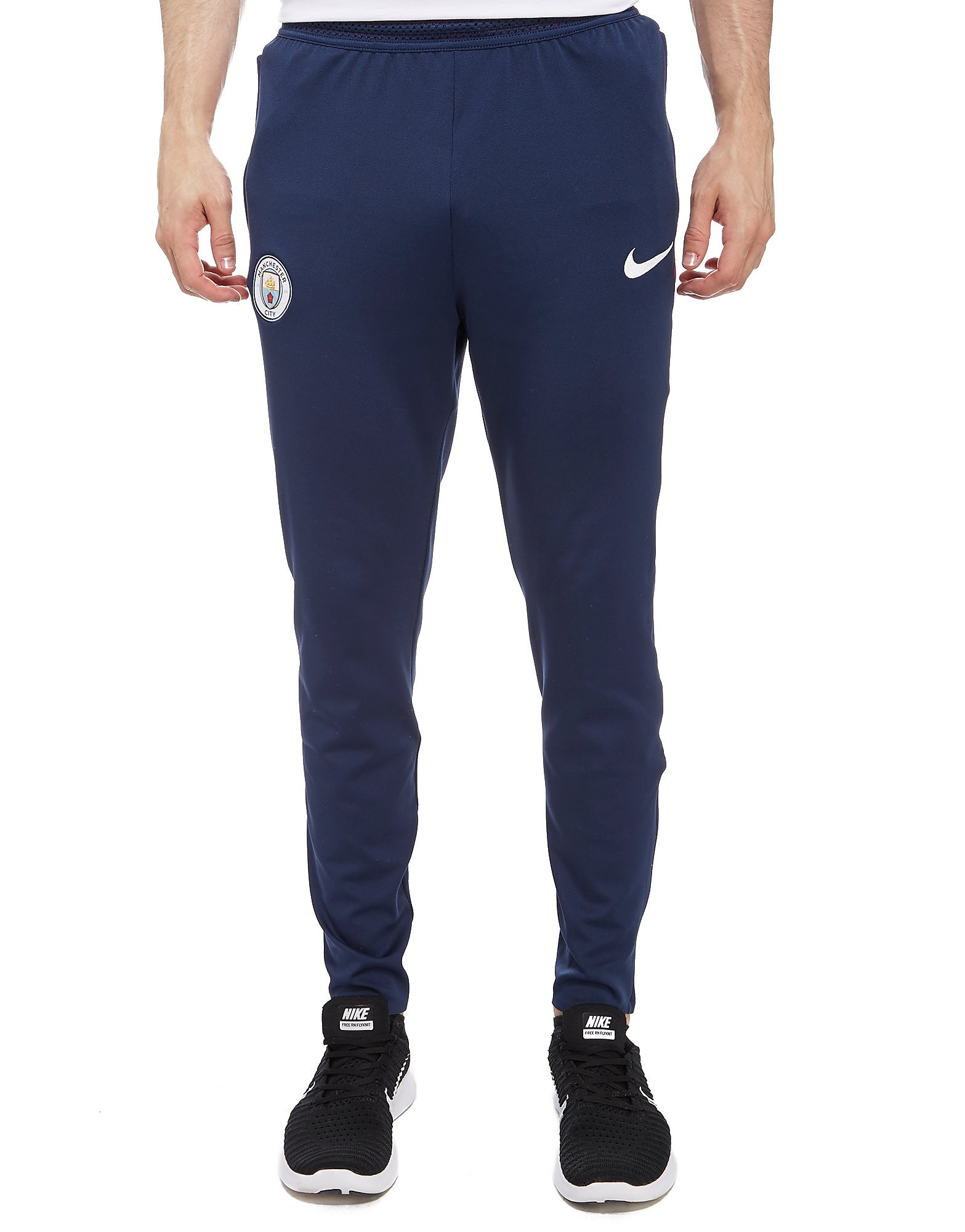 Nike Manchester City 2017 Aero Swift Track Pantalon