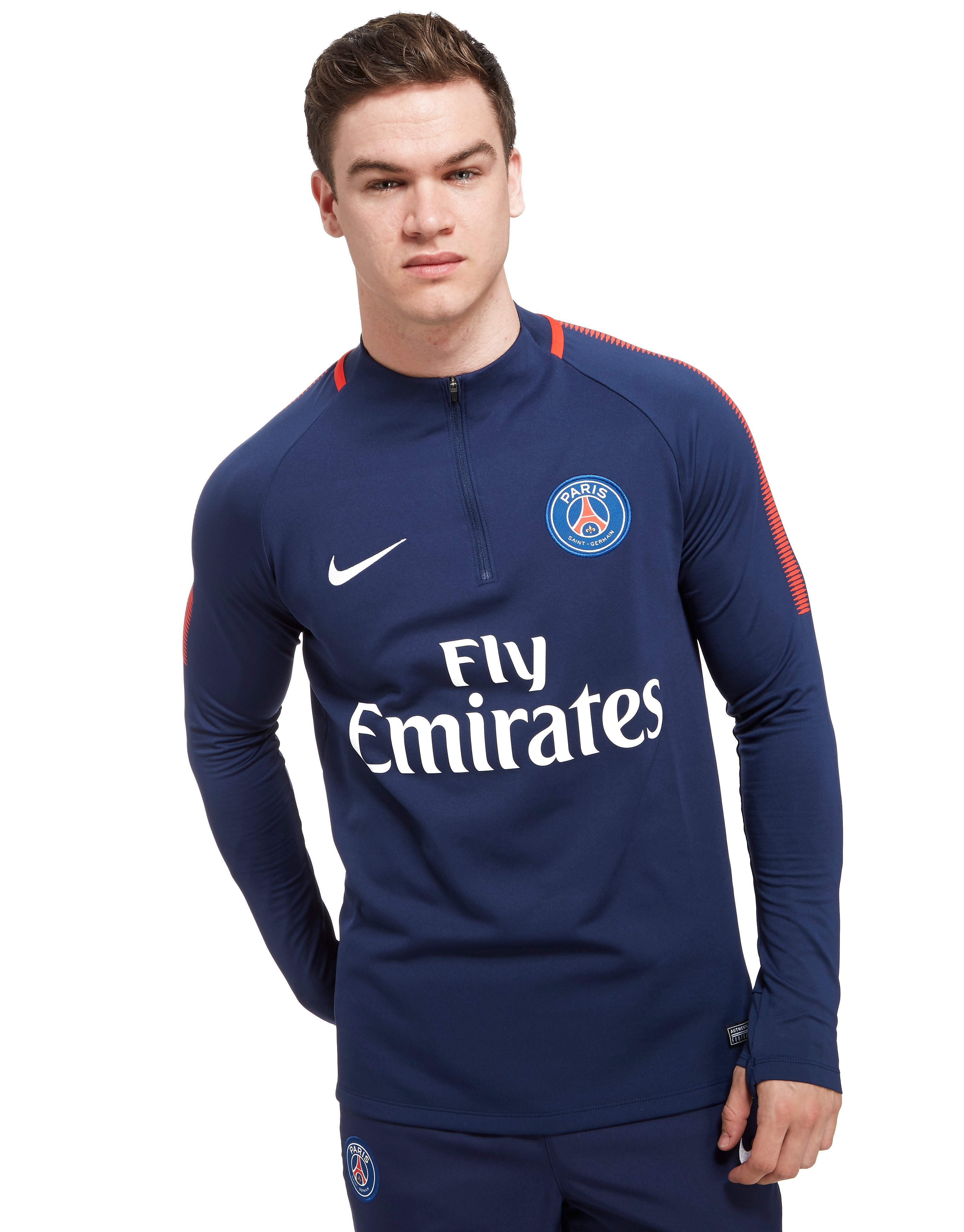 Nike Paris Saint Germain 2017 Squad Drill Top