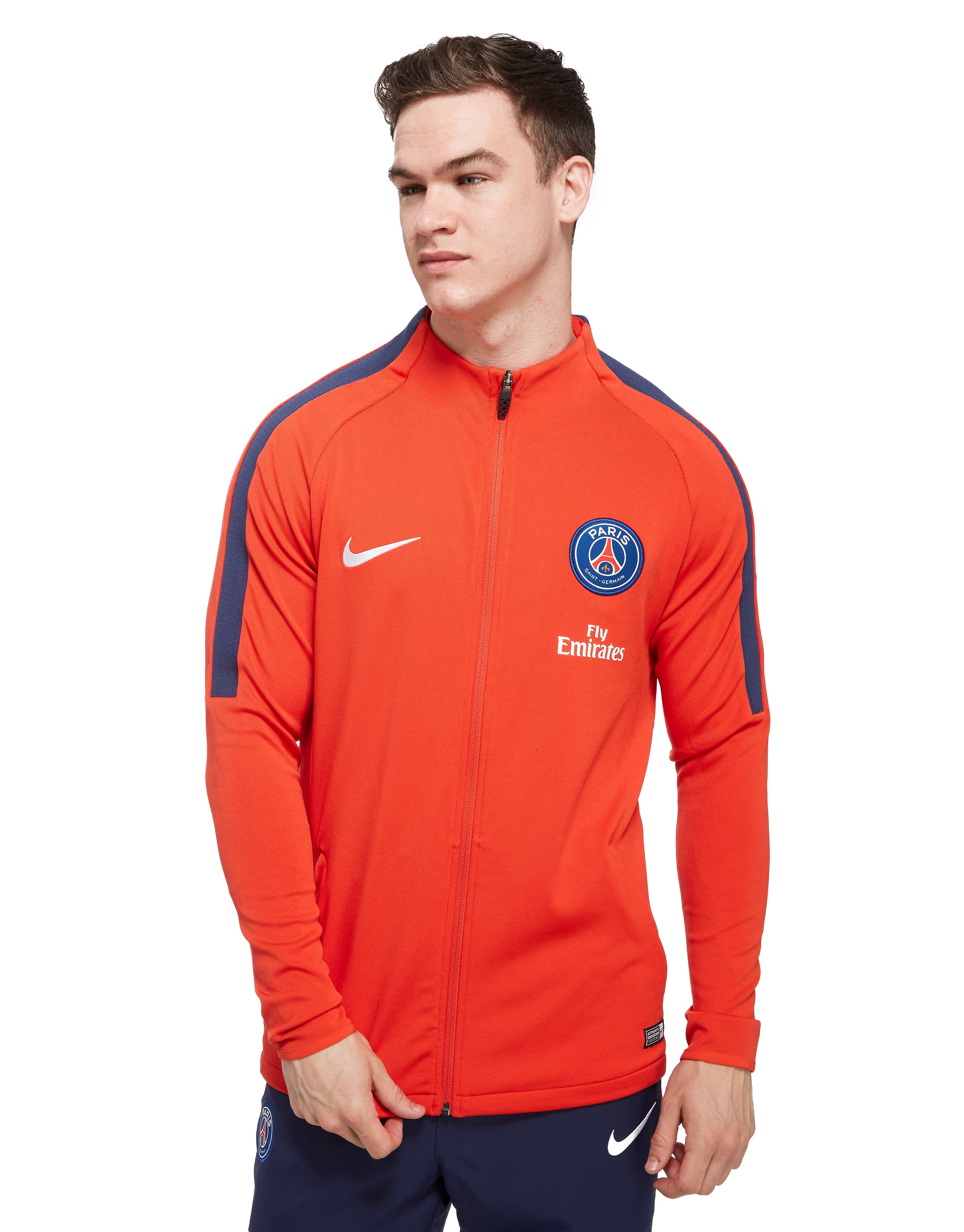 Nike Paris Saint Germain 2017 Aero Swift Track Top