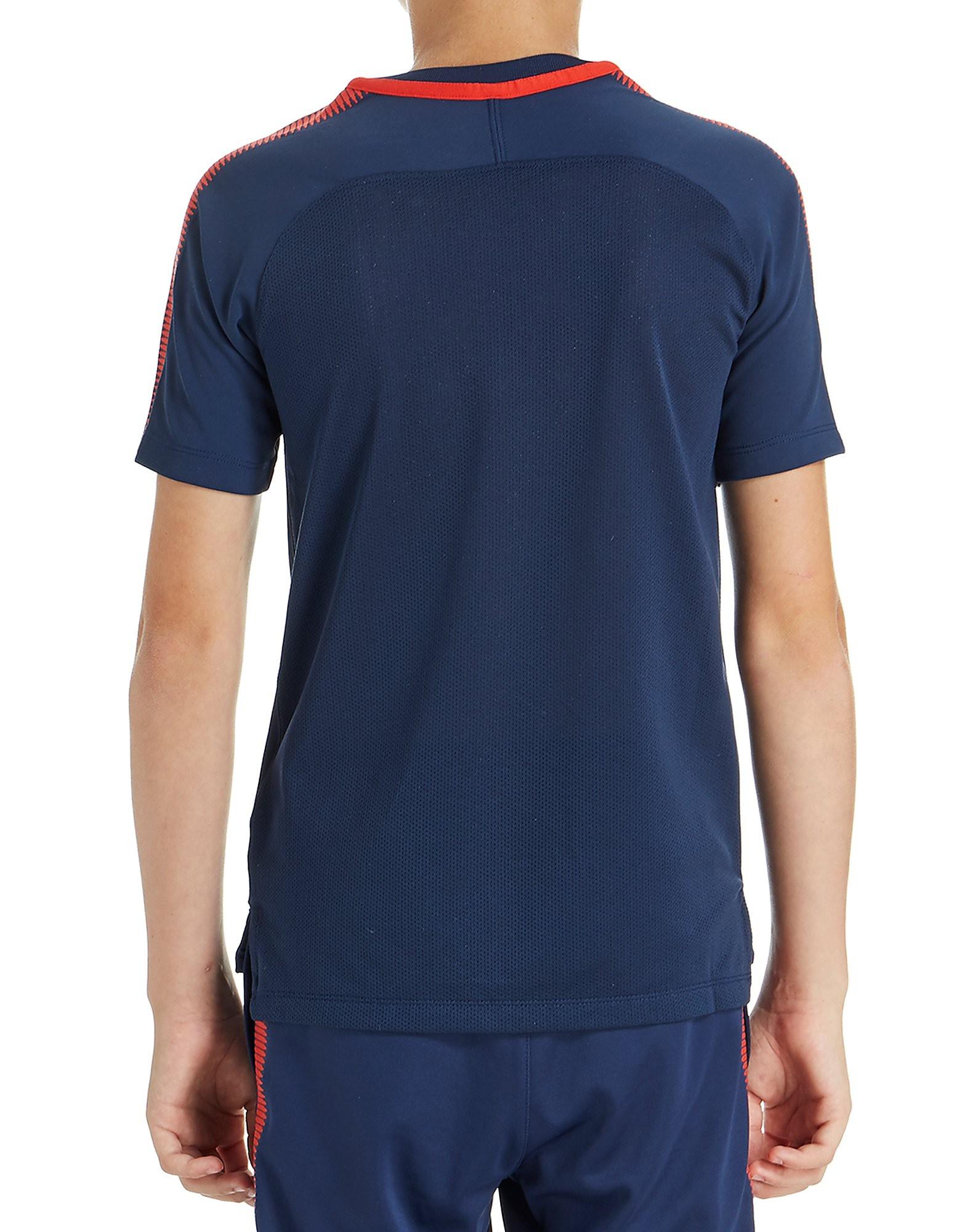 Nike Paris Saint Germain Squad Training Jersey Junior