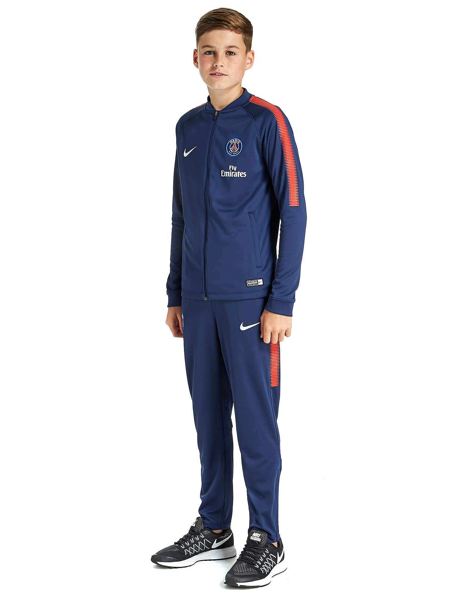 Nike Paris Saint Germain Knit Suit Junior