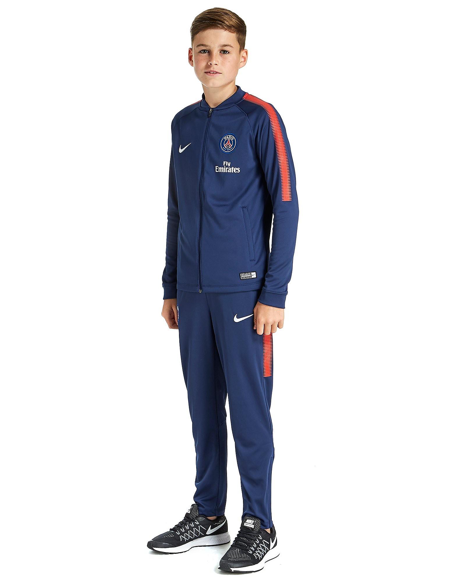 Nike Paris Saint Germain Knit Suit Junior