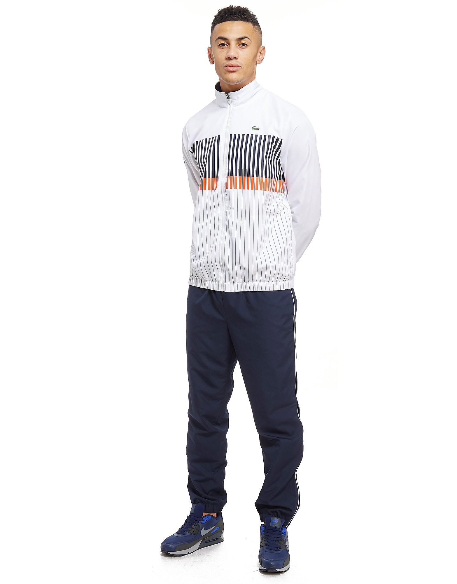 Lacoste Striped Tracksuit