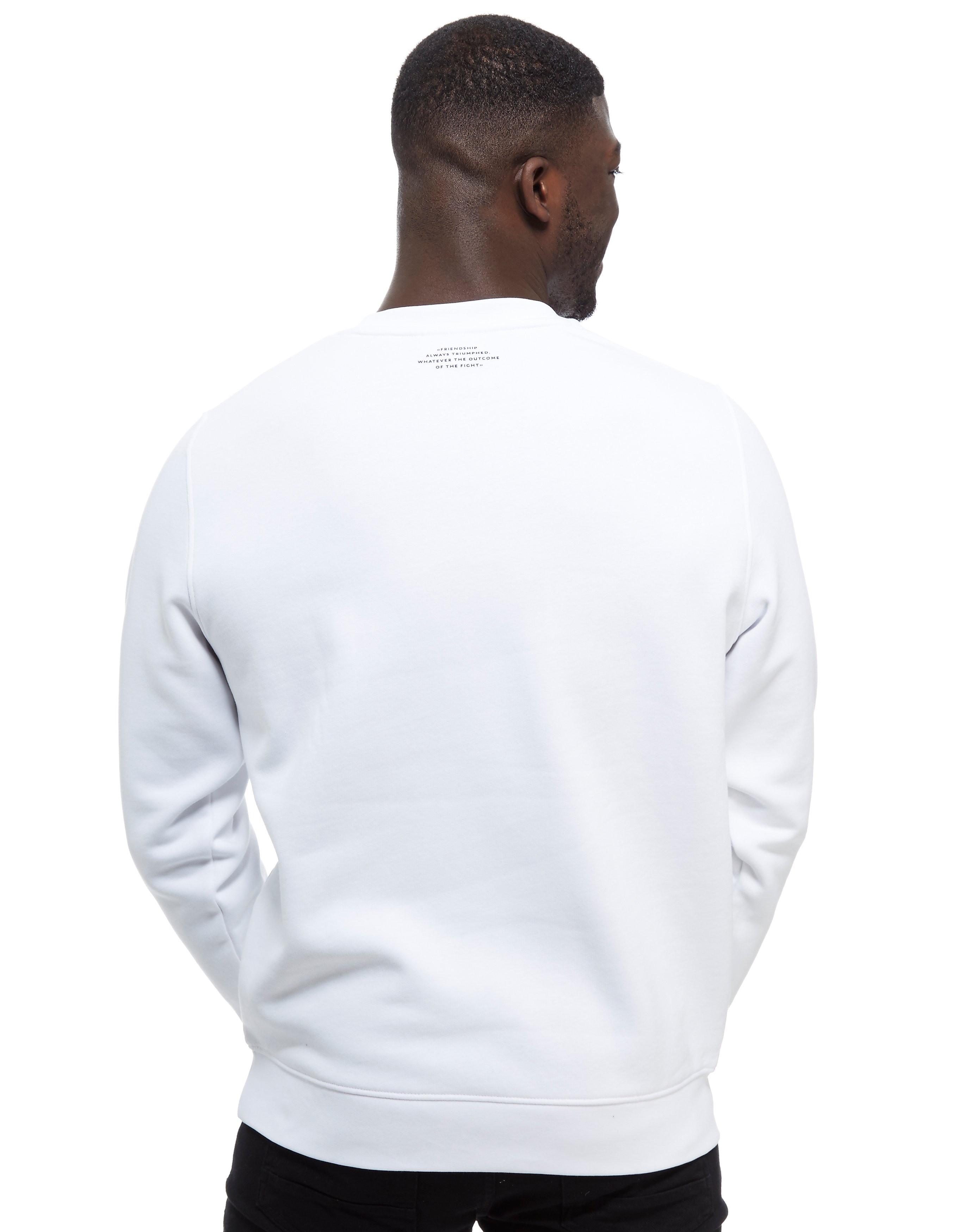 Lacoste Graphic Crew Sweatshirt