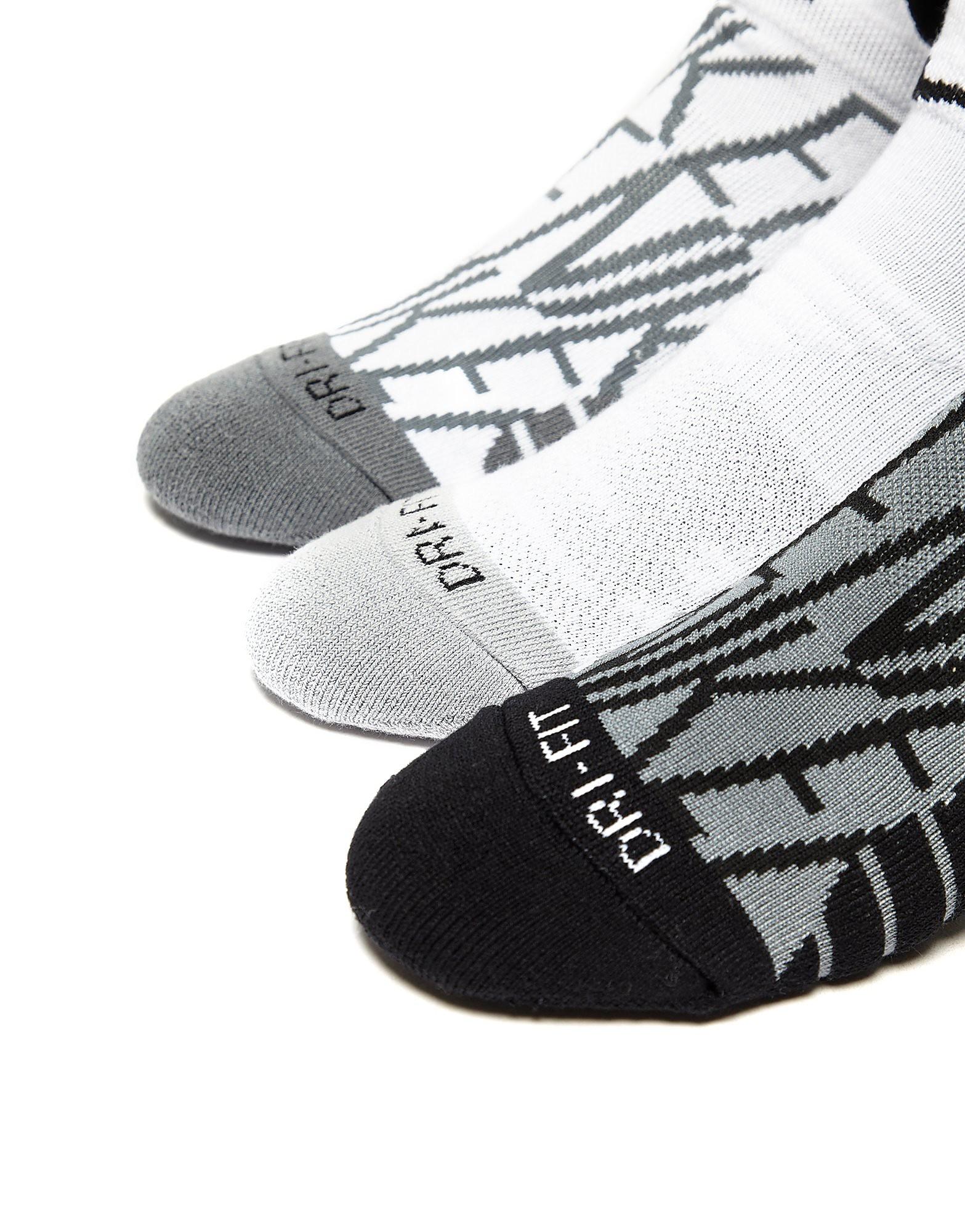 Nike Chaussettes Dry Cushion GFX Femme