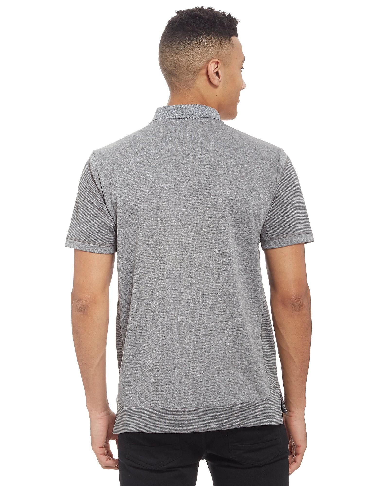 Lacoste Micro-Striped Jersey Polo Shirt