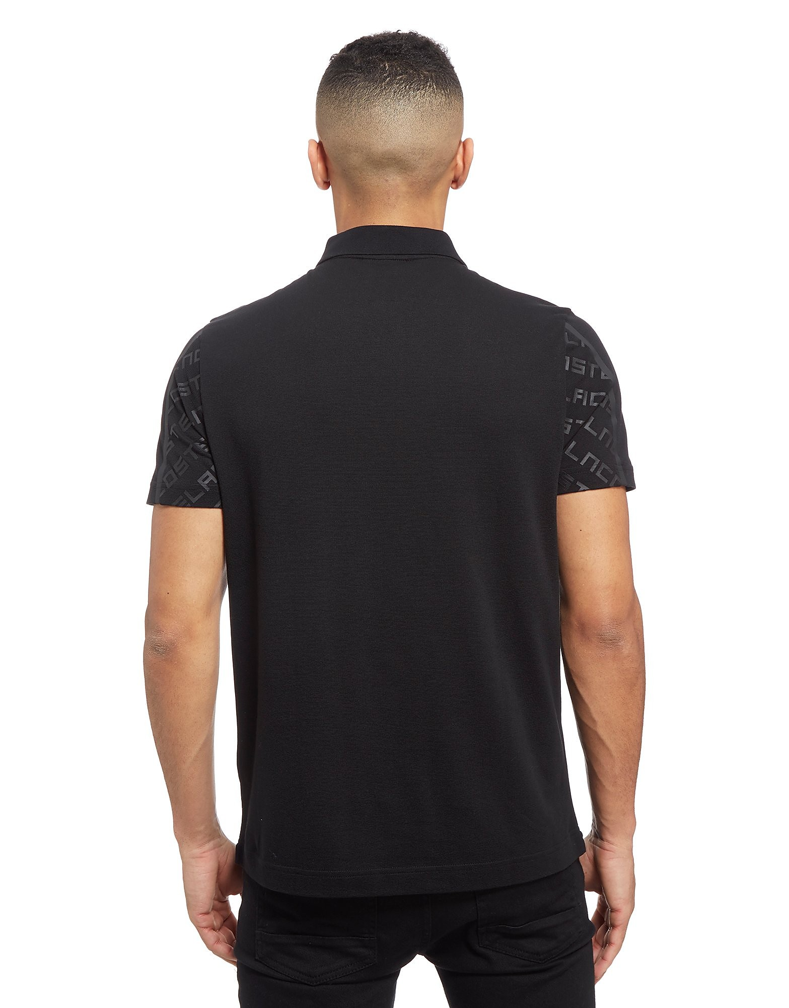 Lacoste Print Polo Shirt