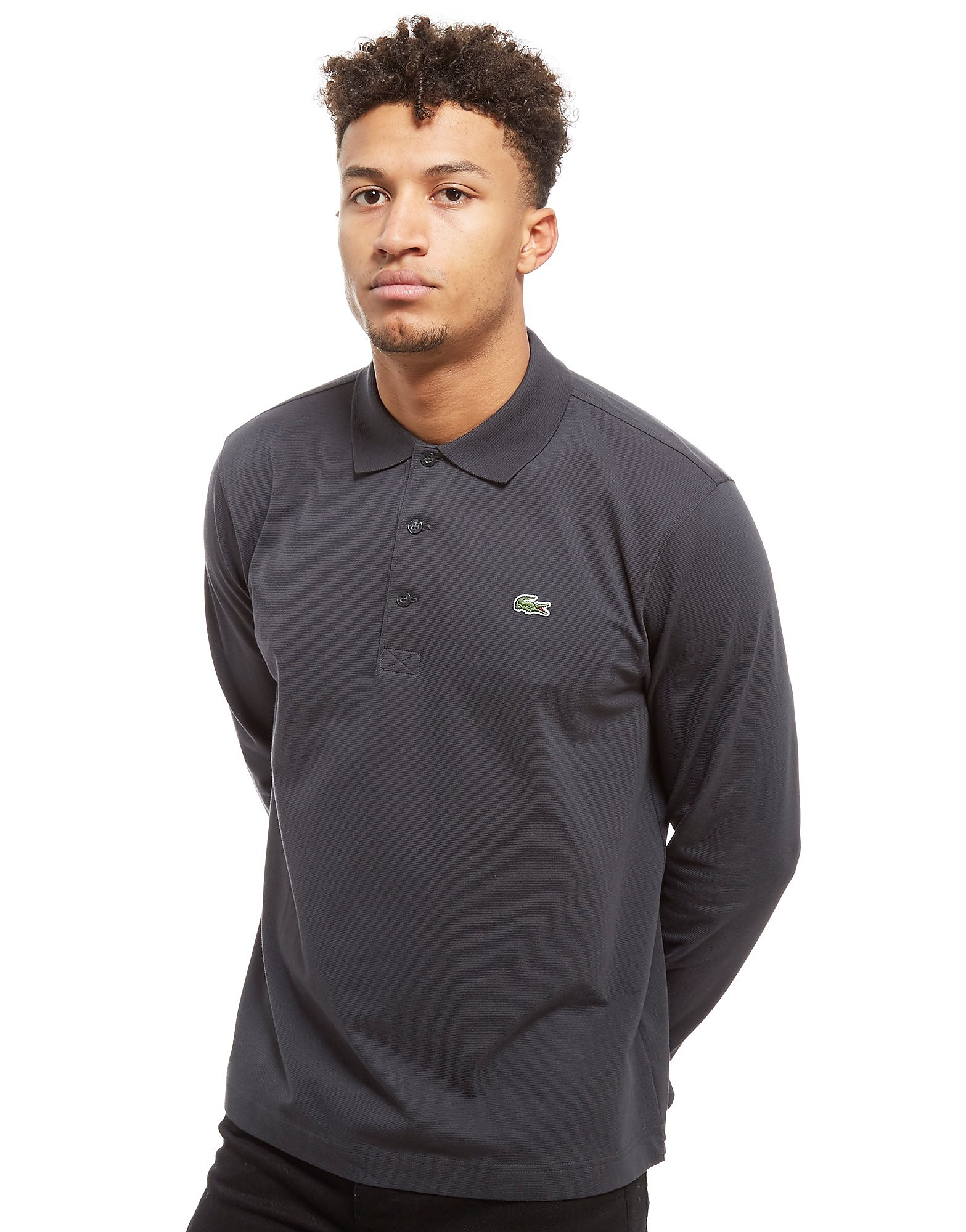 Lacoste Alligator Langärmeliges Polo Shirt