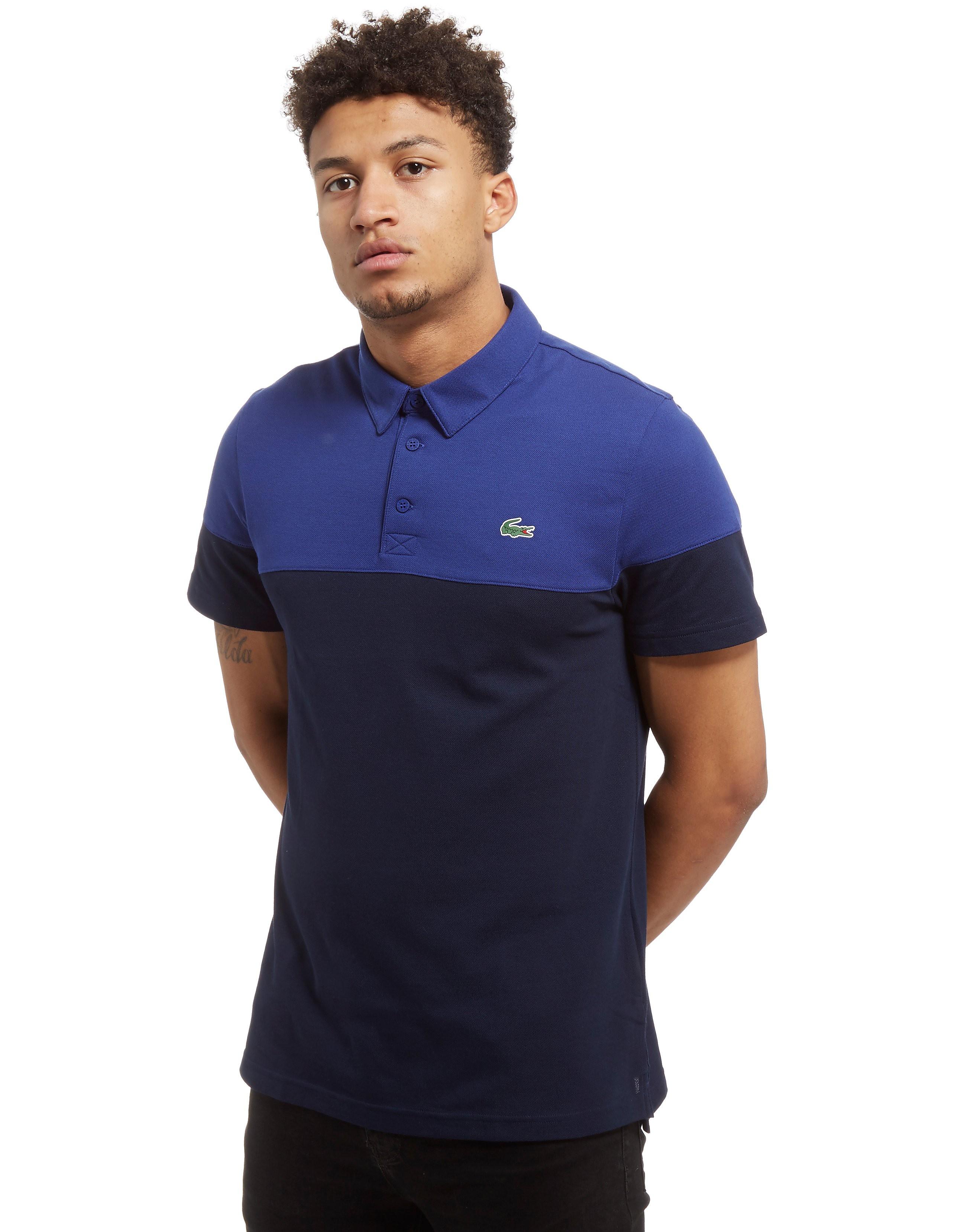 Lacoste Farbblock Polo Shirt