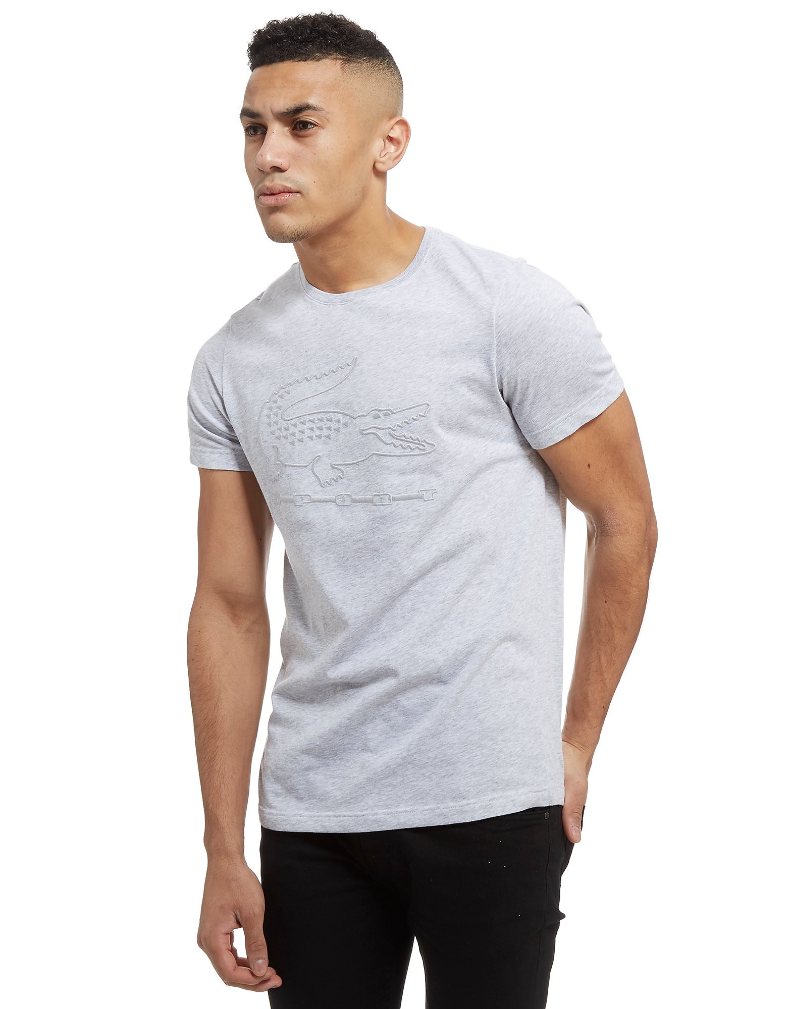 Lacoste Embossed Croc T-Shirt