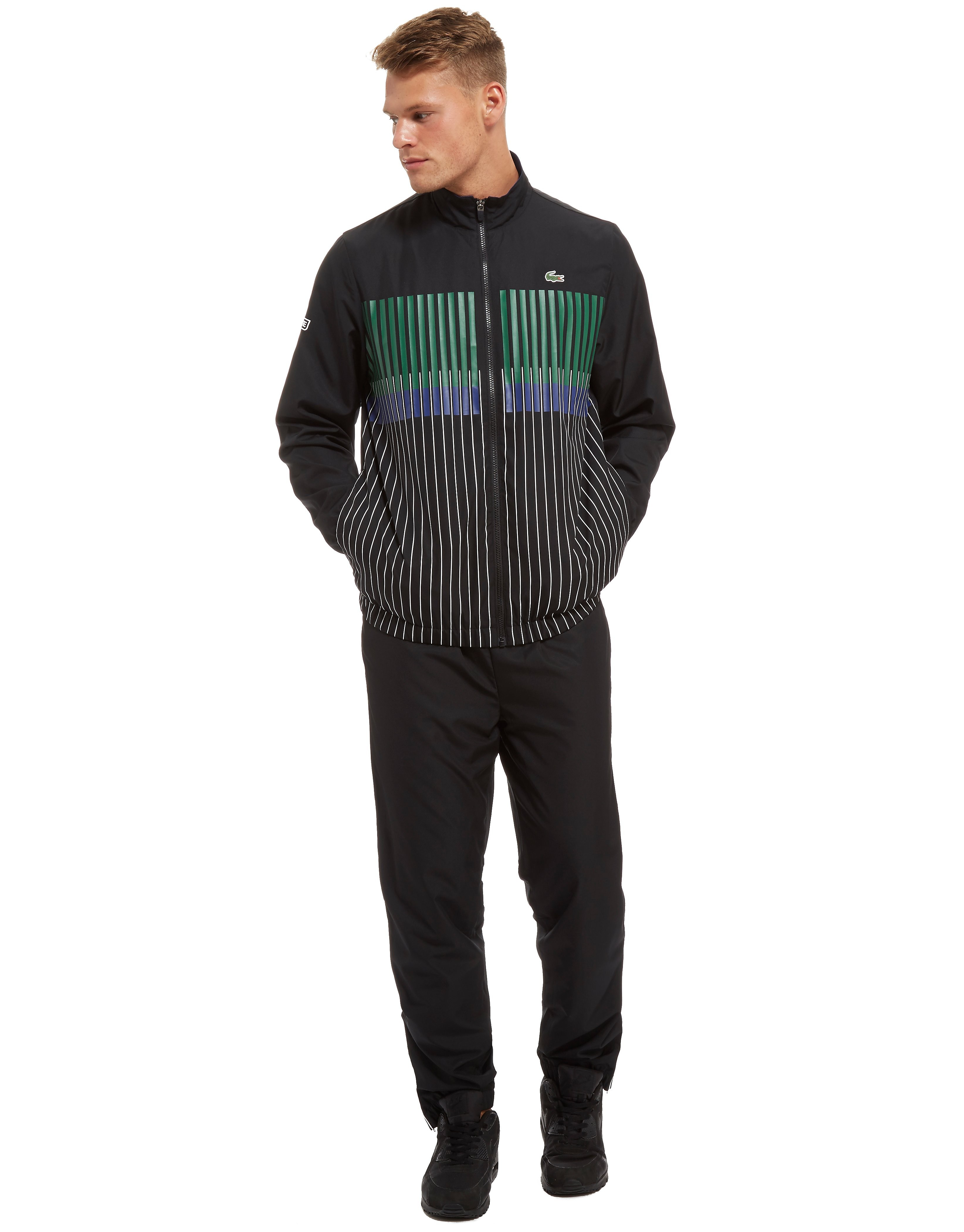 Lacoste Printed Stripe Tracksuit