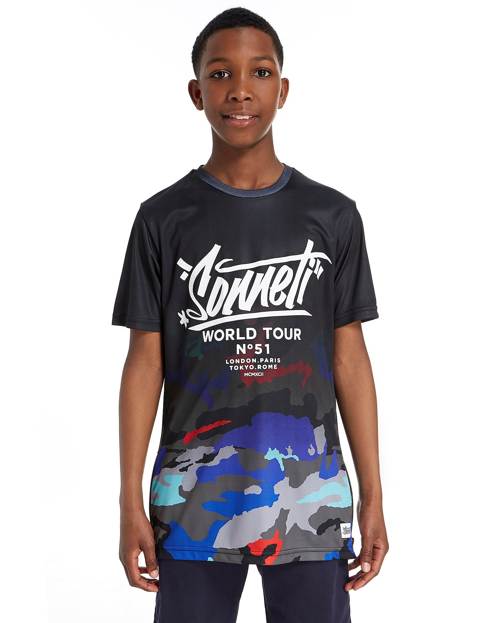 Sonneti Pade T-Shirt Junior