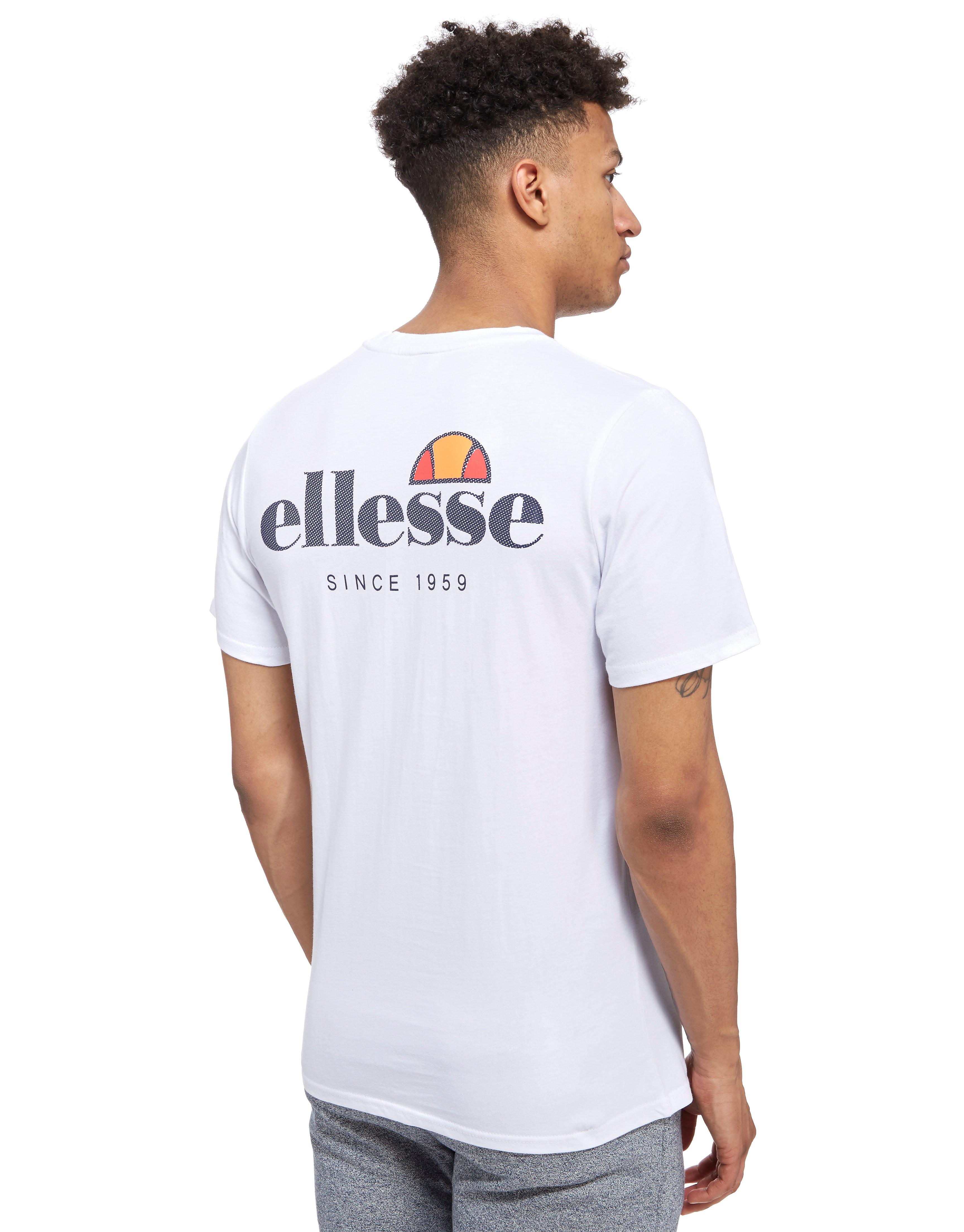 Ellesse Prino Back Print T-Shirt