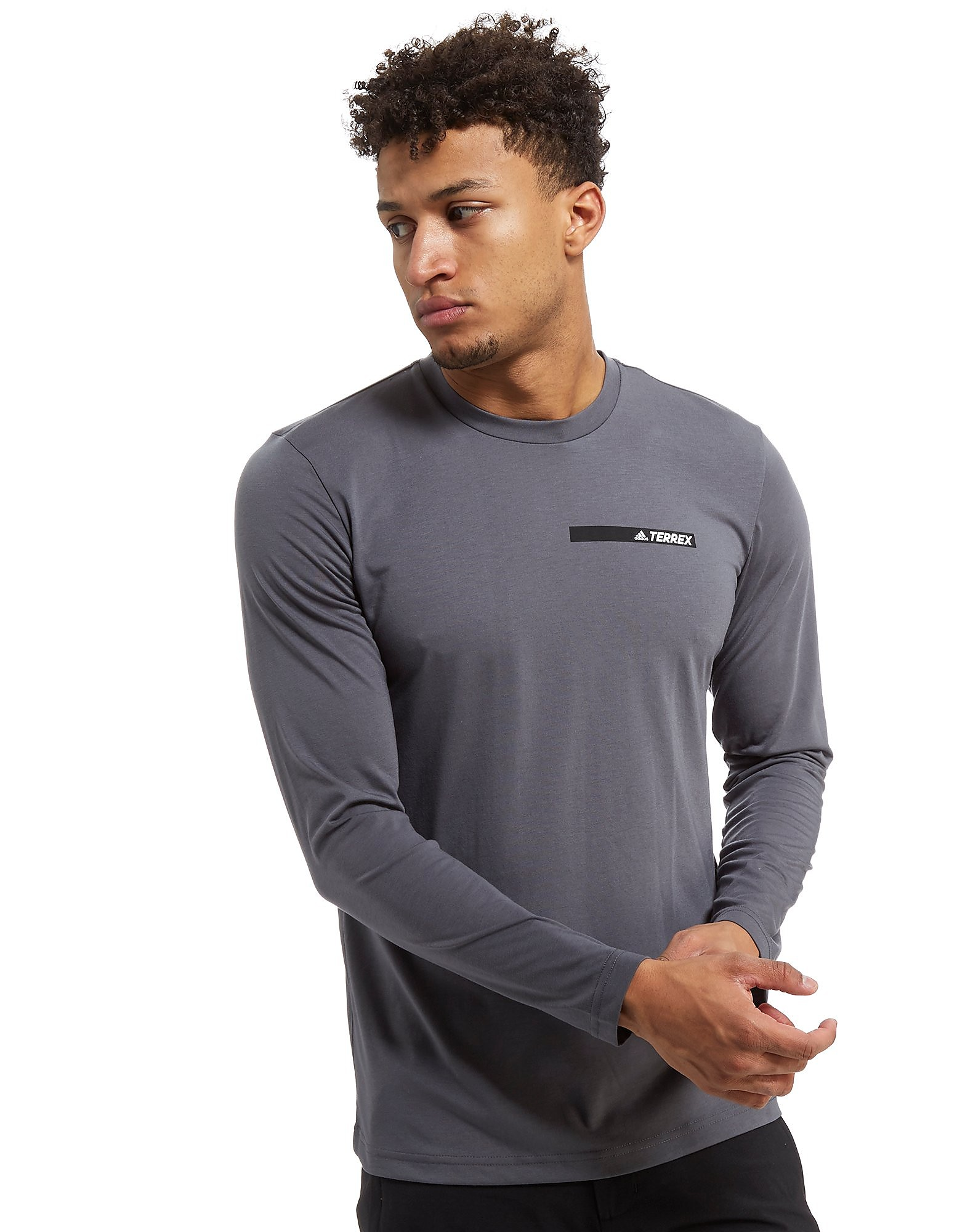 adidas Felsblock Long Sleeve T-Shirt