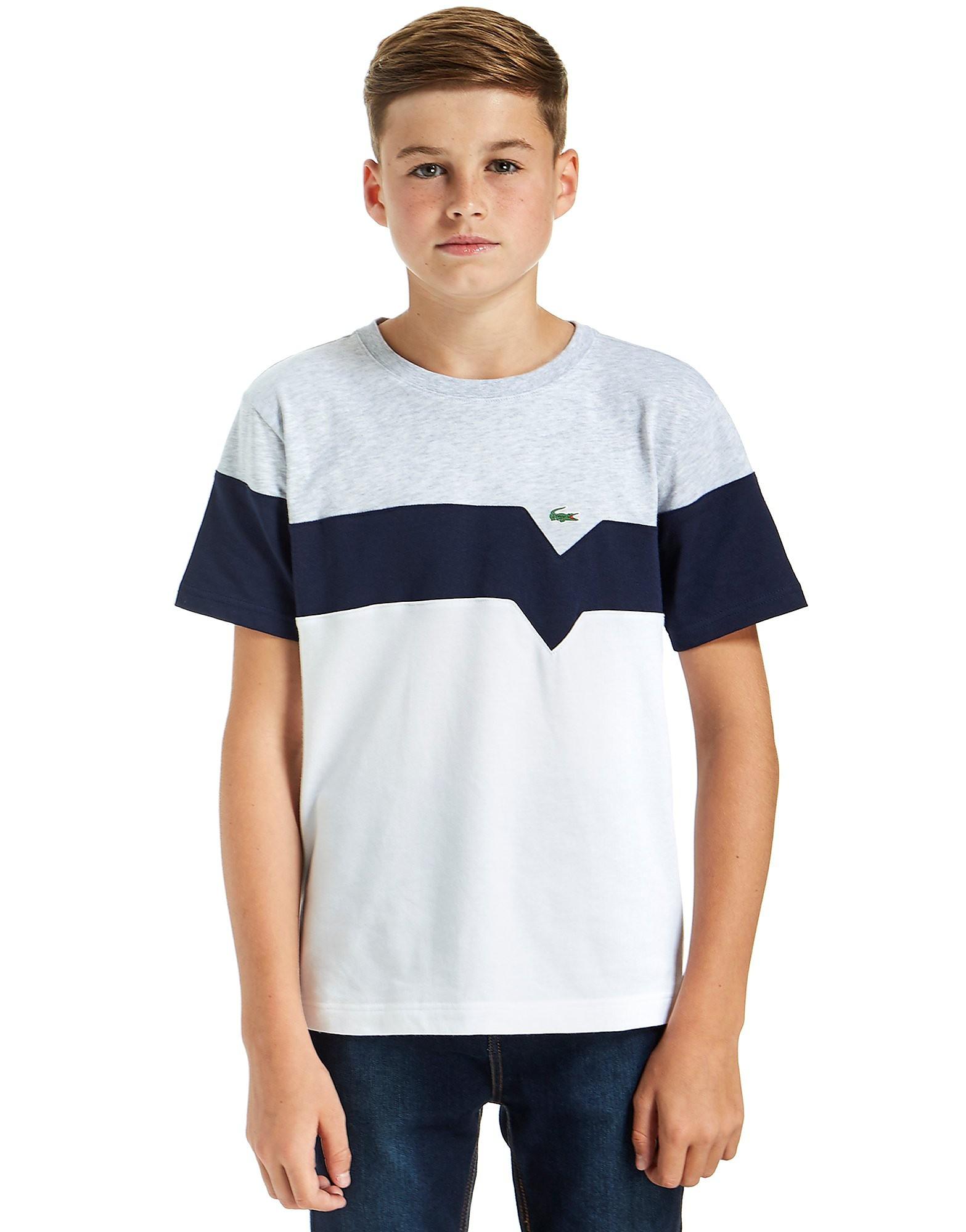 Lacoste Panel T-Shirt Junior