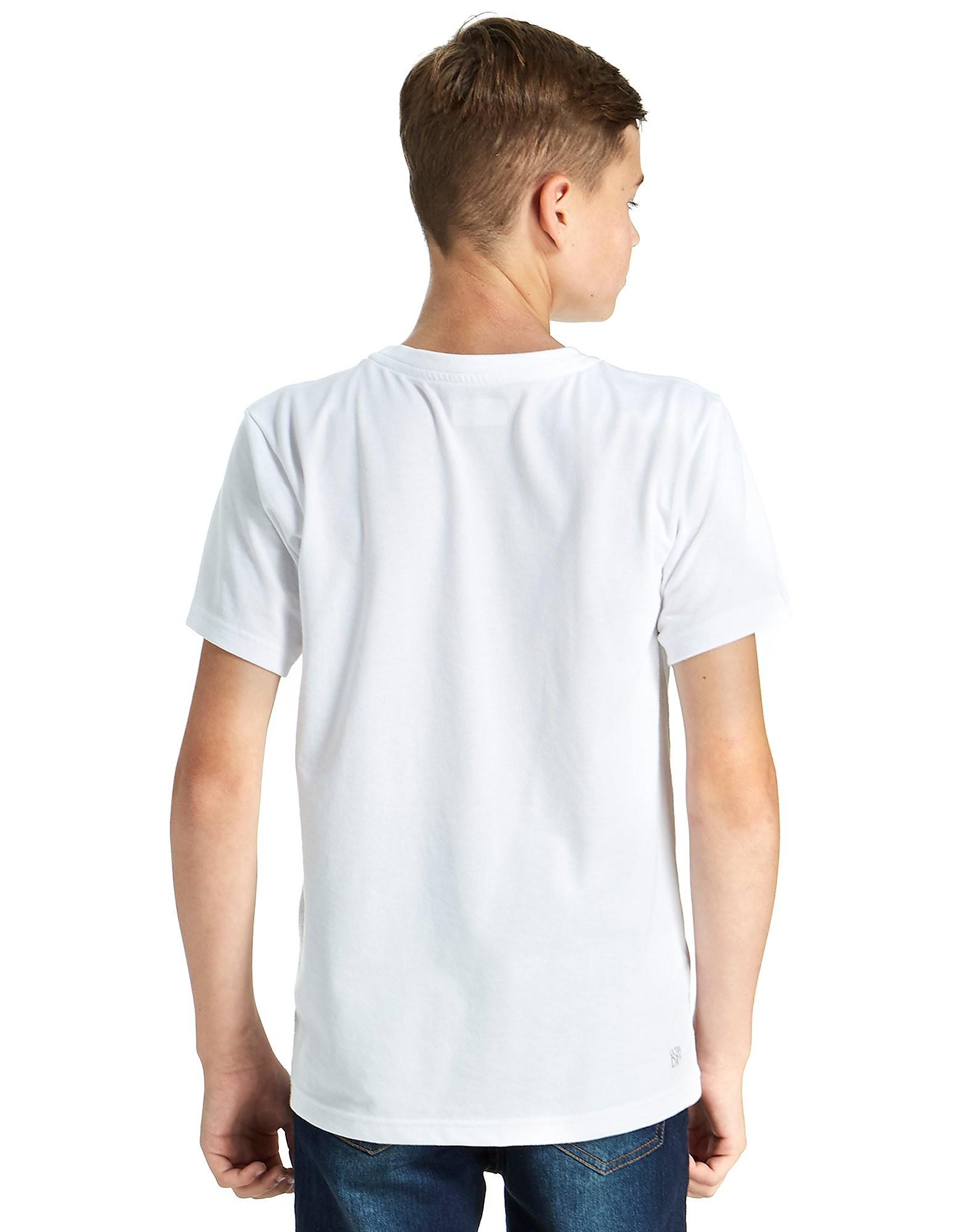 Lacoste Tennis Graphic Print T-Shirt Junior