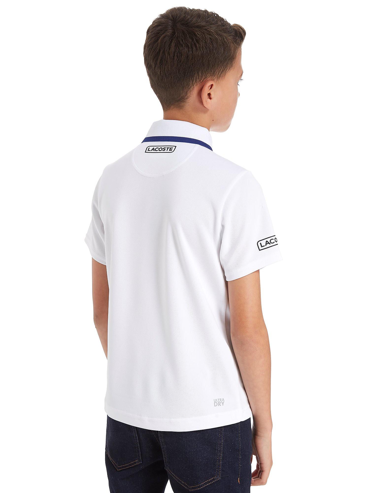 Lacoste Tennis Polo Shirt Junior