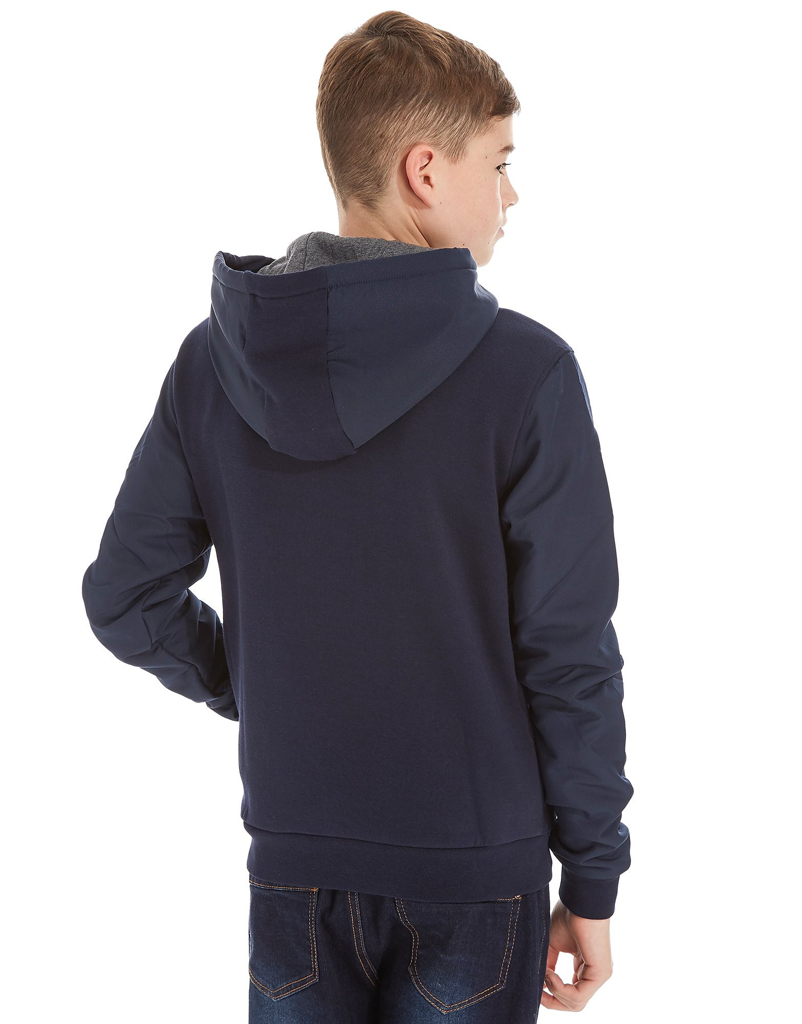 Lacoste Half Zip Fleece Hoodie Junior