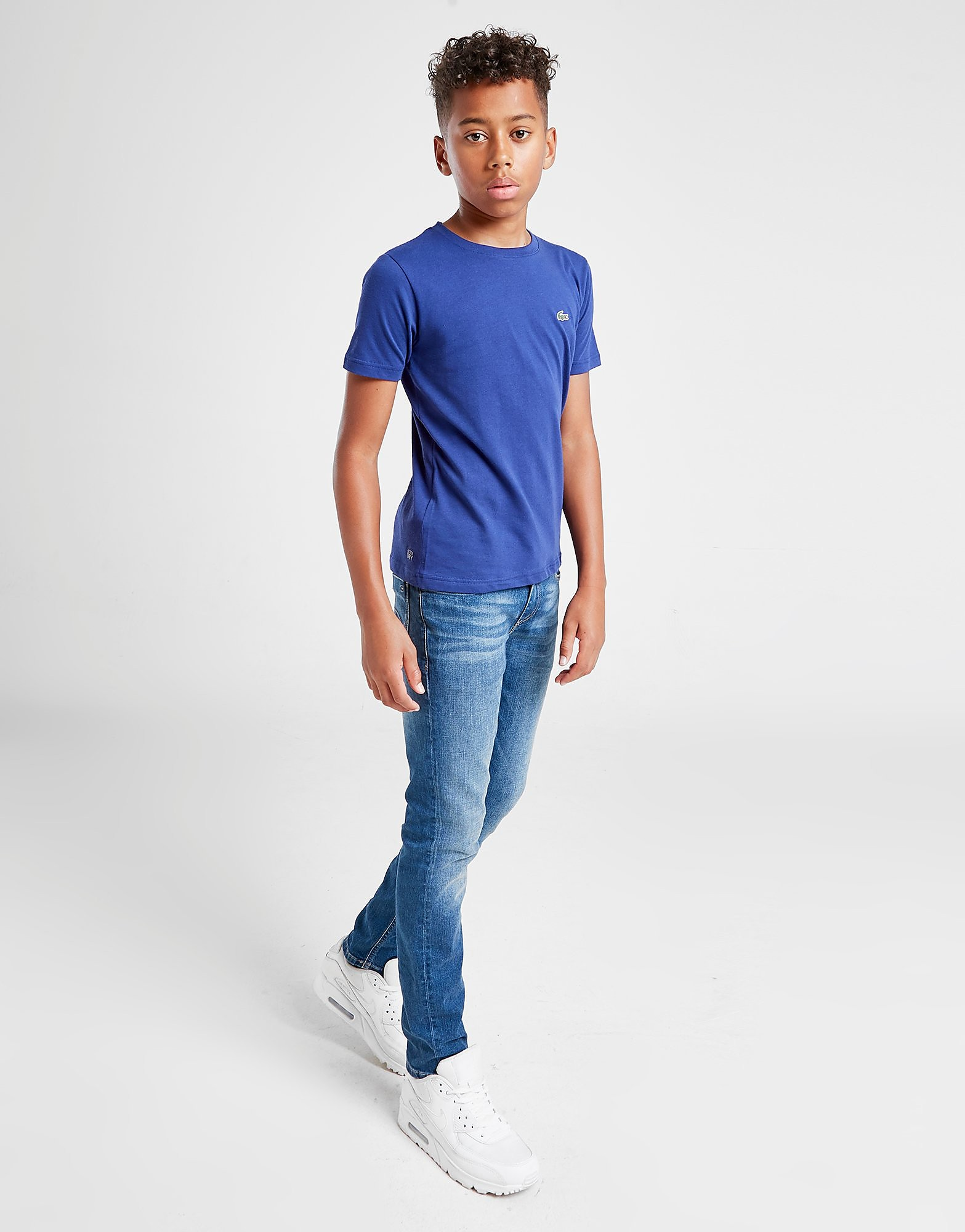 Lacoste Kleines Logo T-Shirt Junior