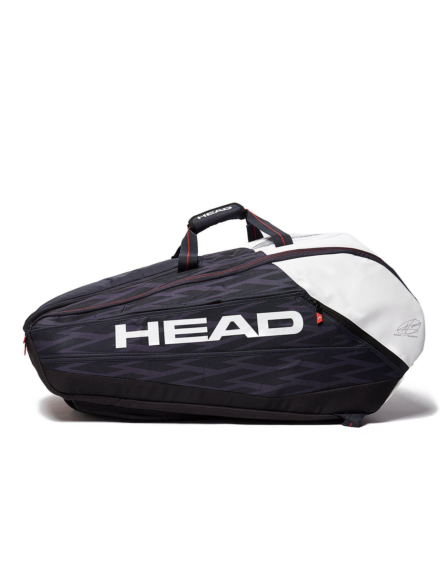 Head Djokovic 12R Monstercombi Tennis Holdall