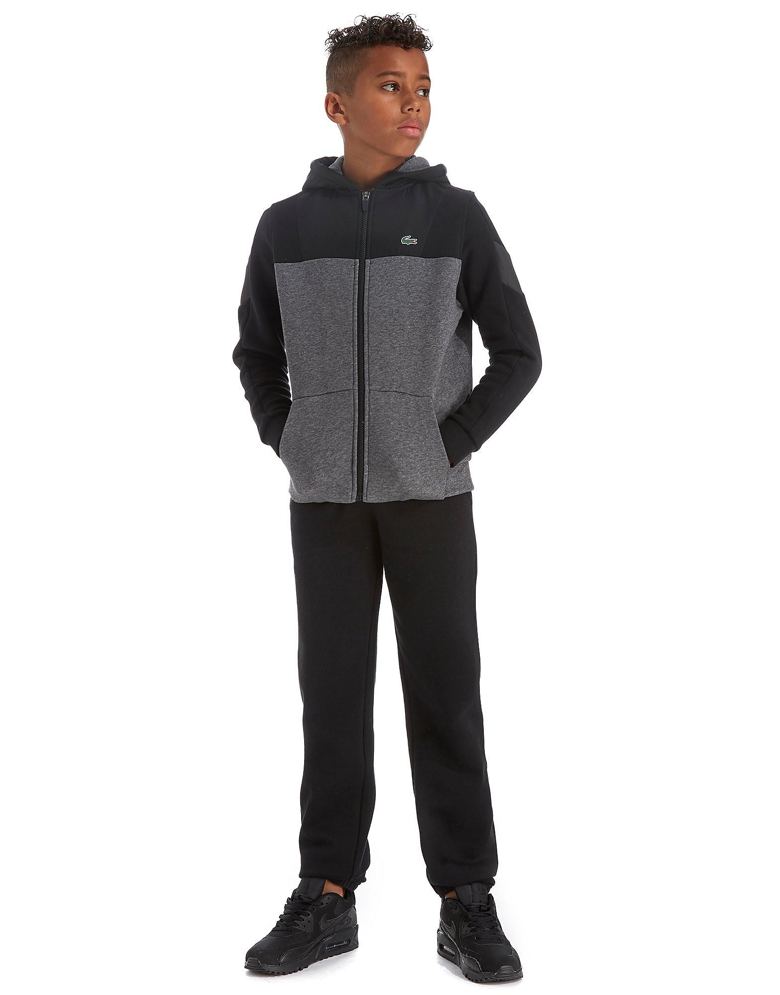 Lacoste Sweat Woven Fleece Mix Junior