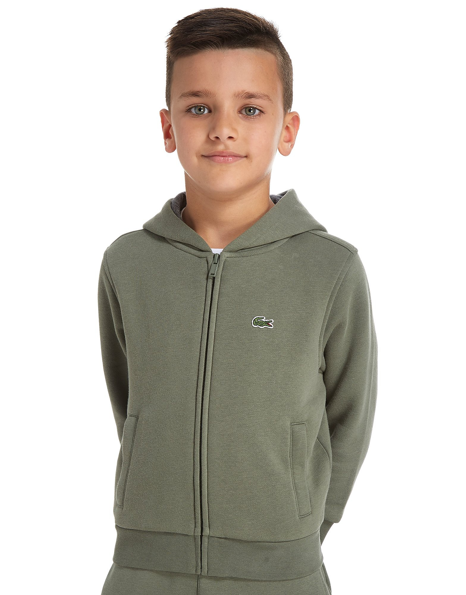 Lacoste Small Logo Hoody Children