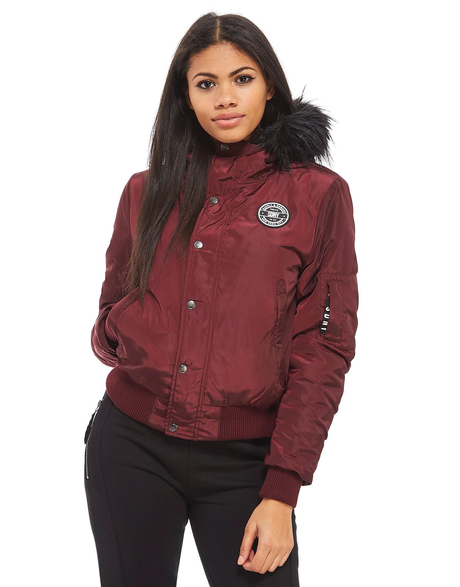 Supply & Demand chaqueta Cropped MA1