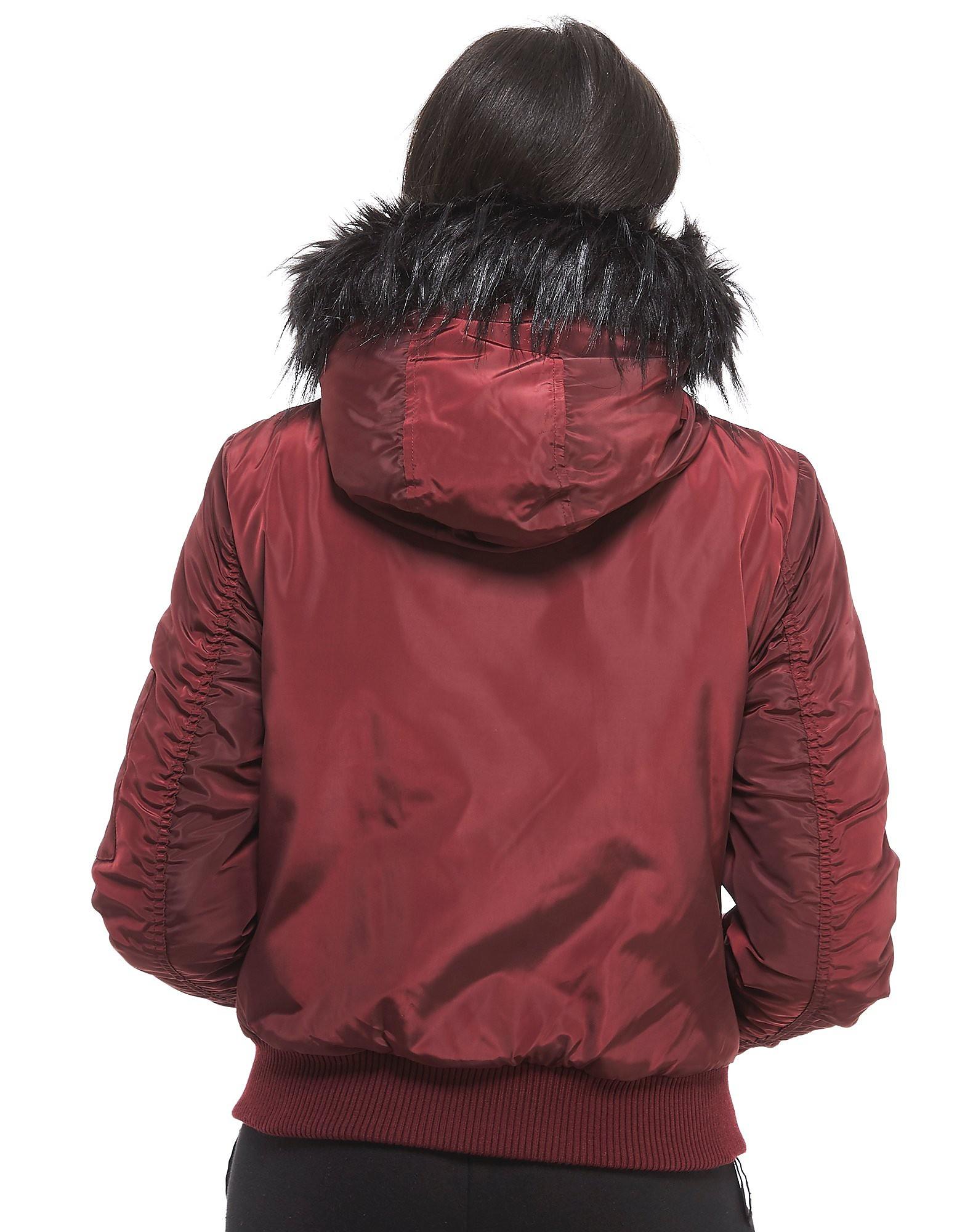 Supply & Demand Cropped MA1 Jacket
