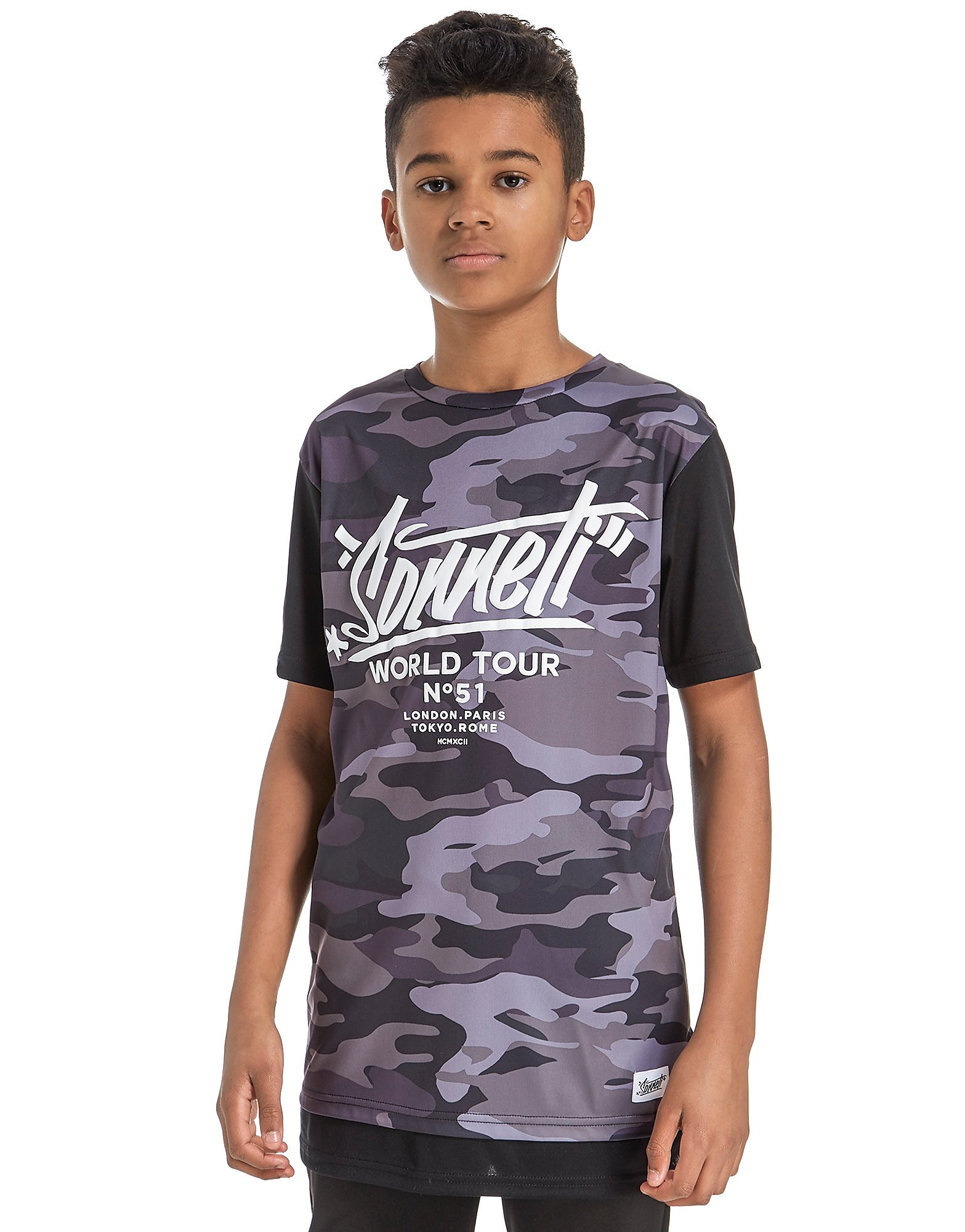 Sonneti Campaign T-Shirt Junior