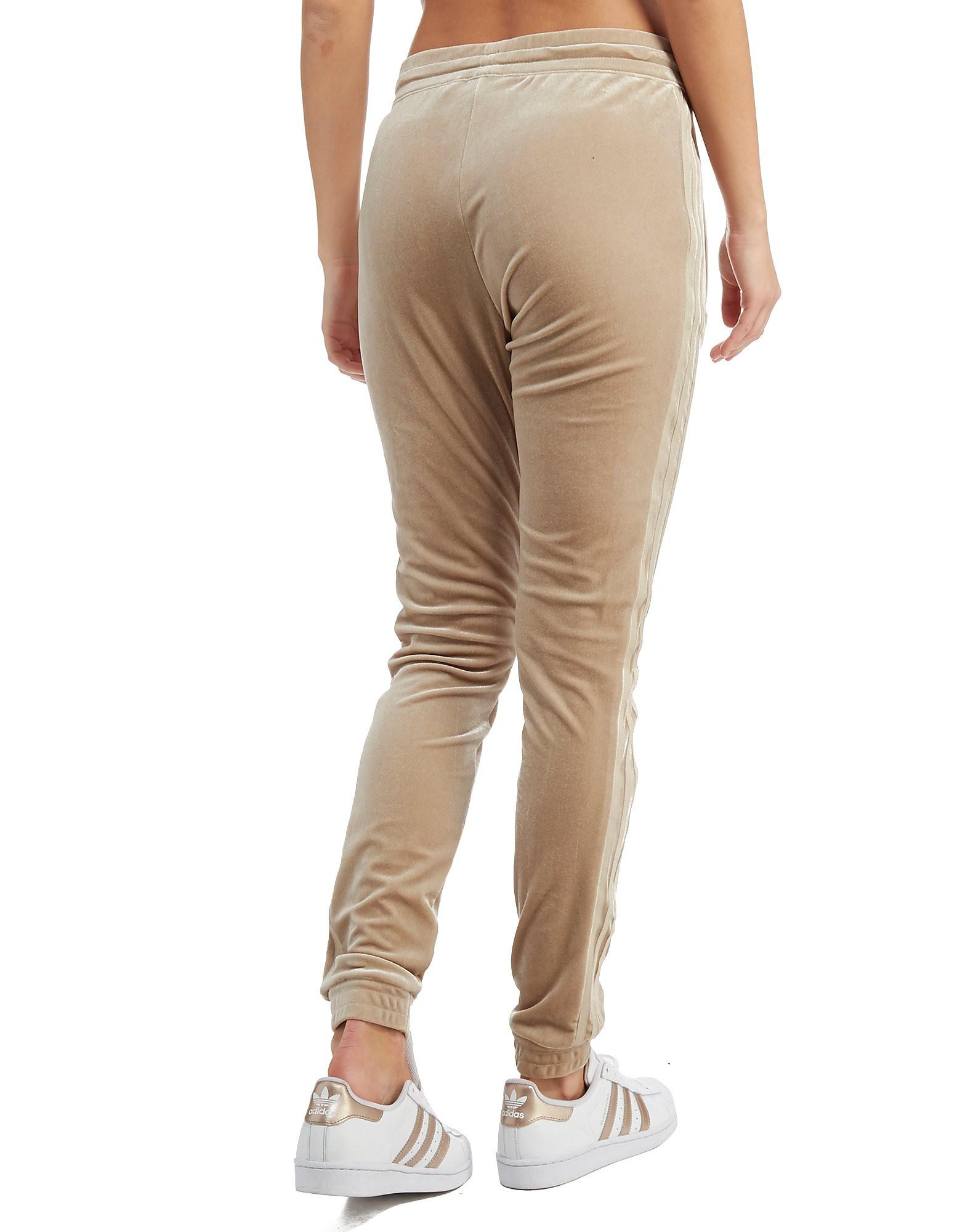 adidas Originals Velvet Vibes SST Track Pants Dames