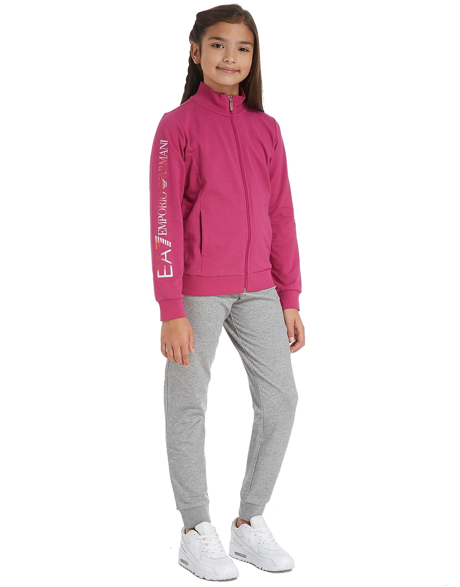 Emporio Armani EA7 Girls' Fun Tracksuit Kinderen