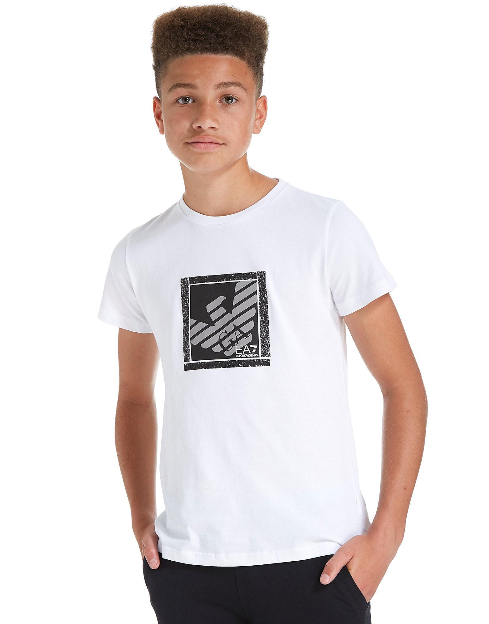 Emporio Armani EA7 camiseta Eagle júnior