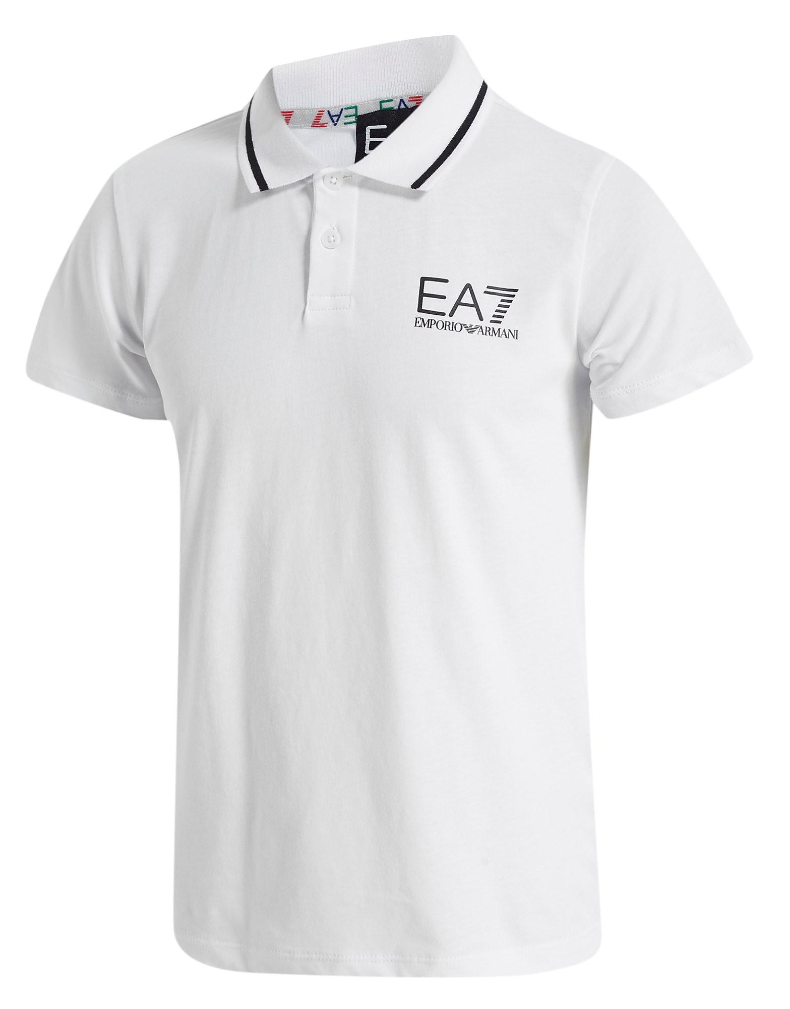 EA7 Jersey Polo Junior